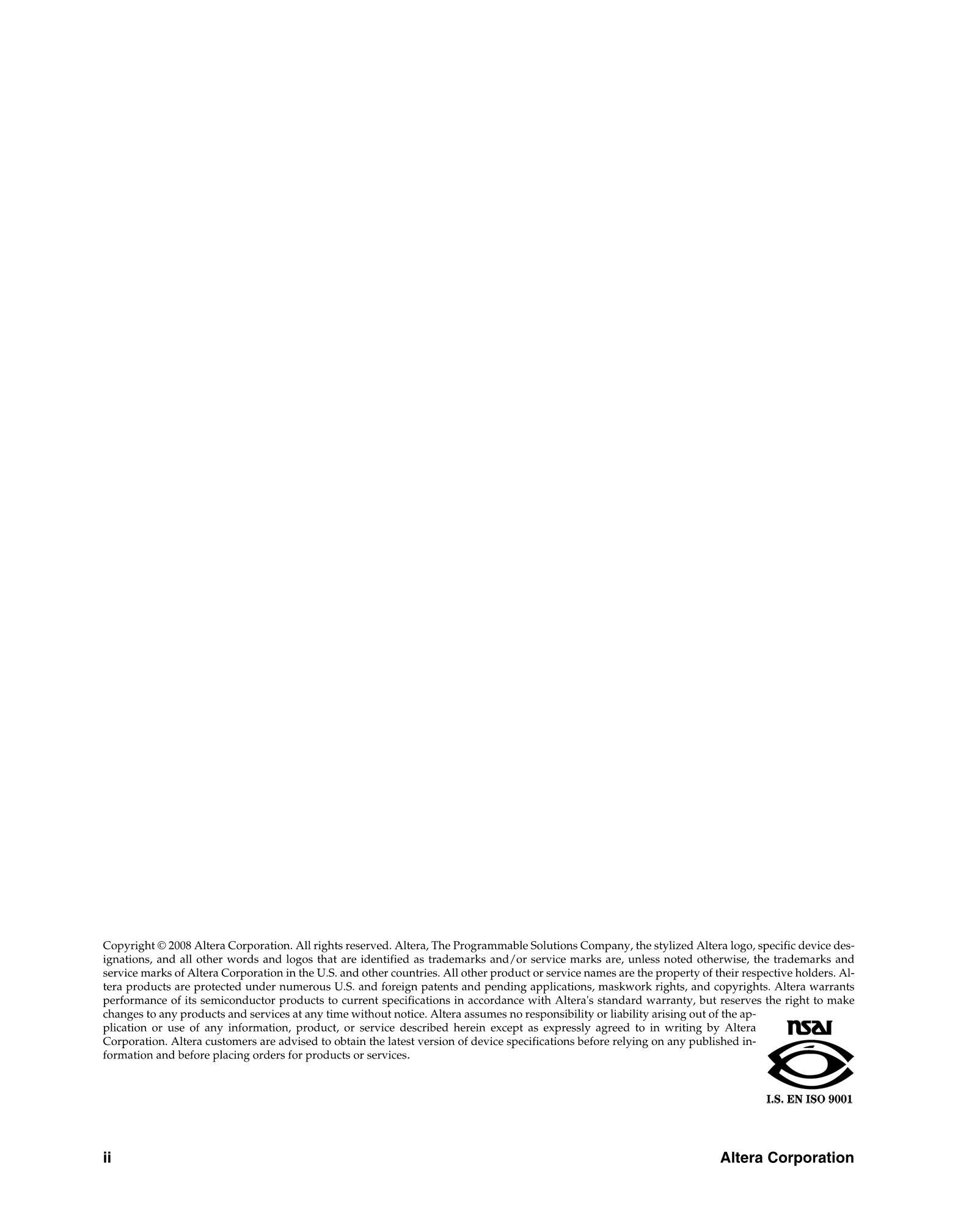 Altera EP1C6Q240C8N's pdf picture 2