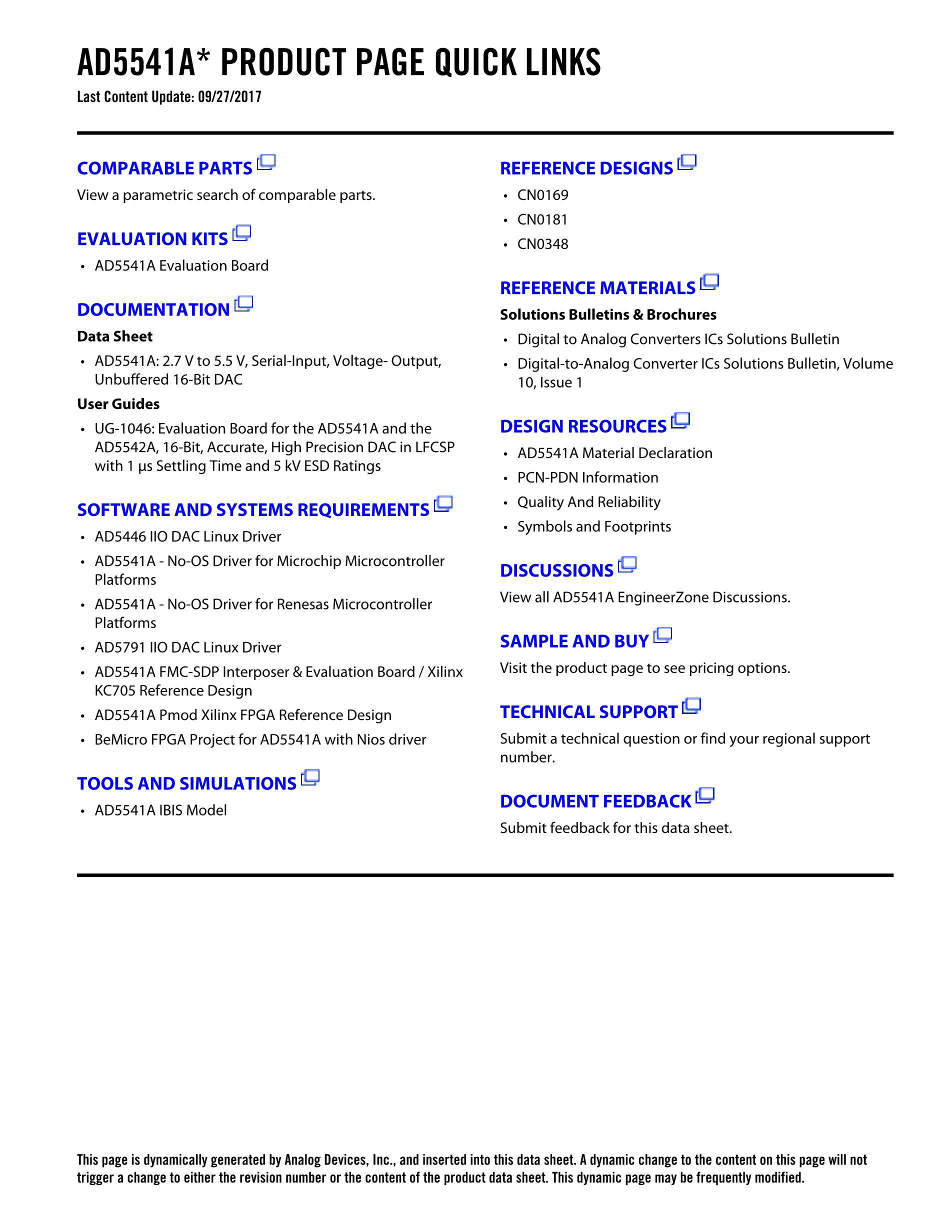 AD5541's pdf picture 2