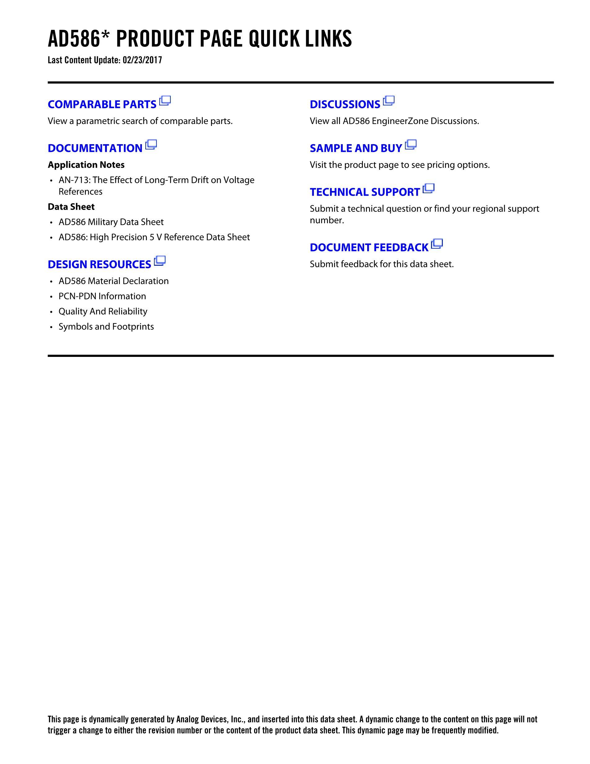 AD586LQ's pdf picture 2