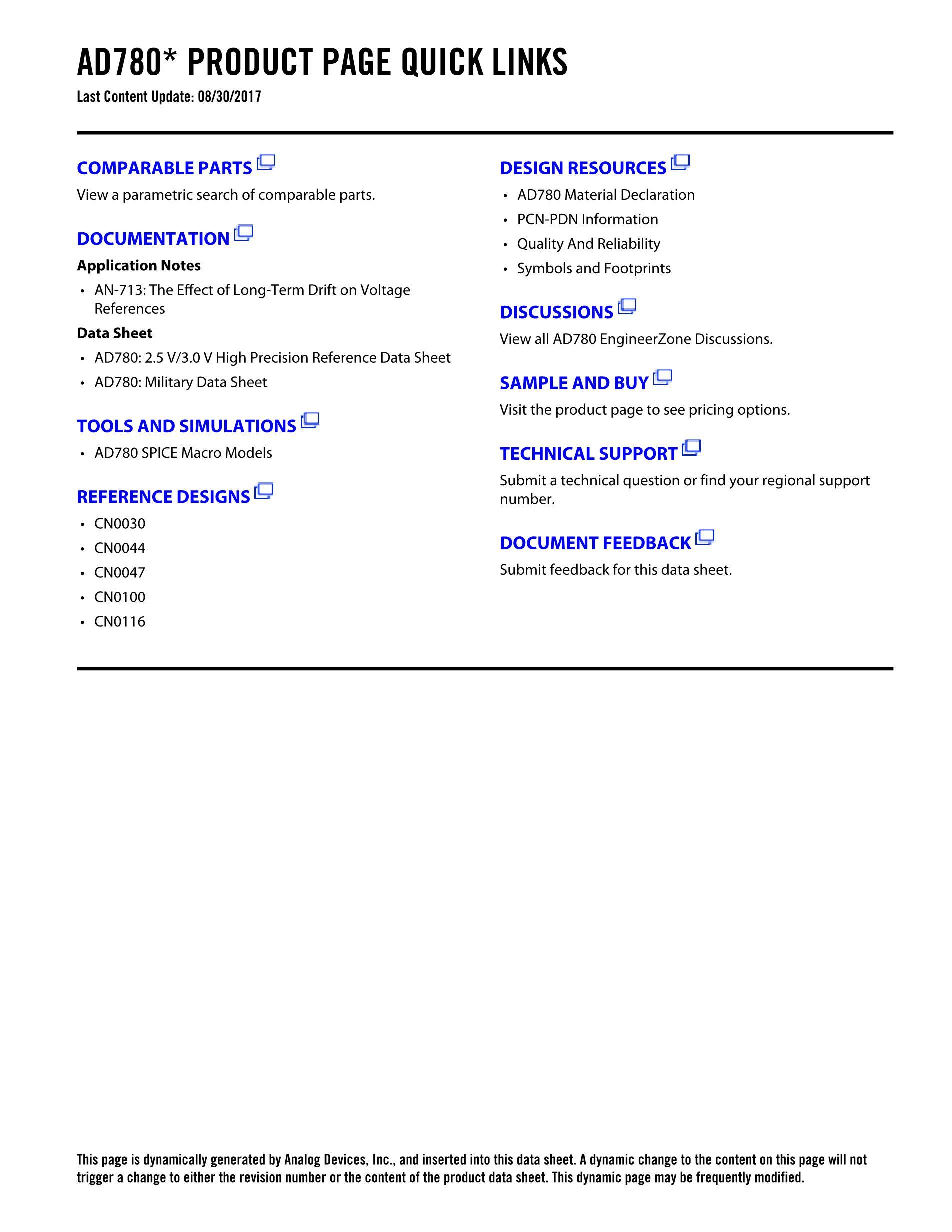 AD780BN's pdf picture 2