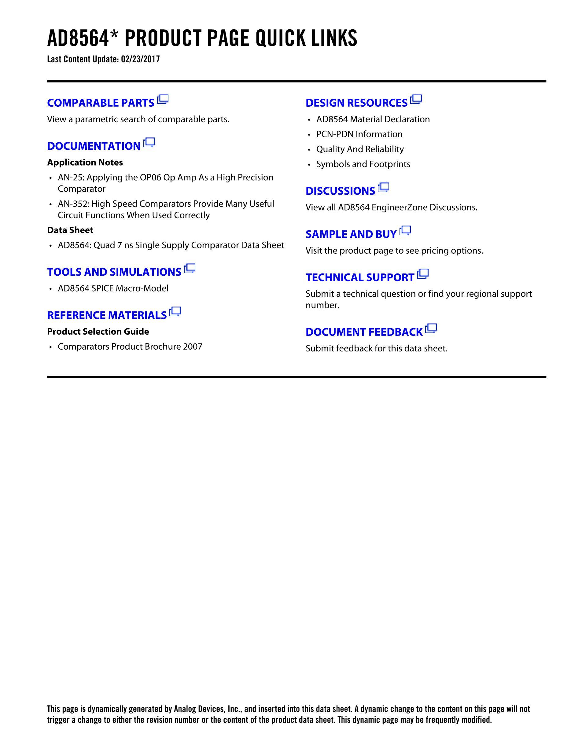 AD8586's pdf picture 2