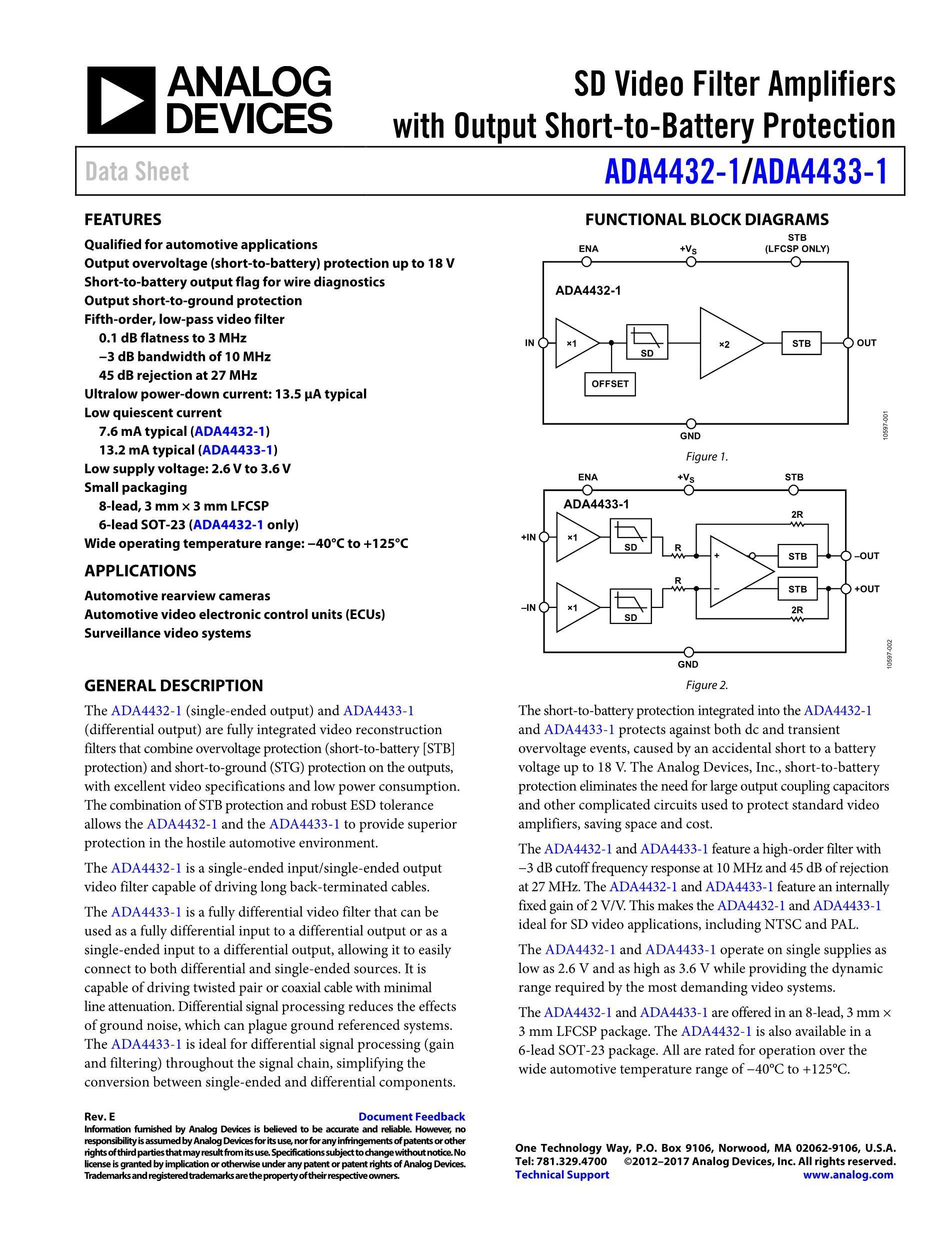 ADA4937-2YCPZ-R2's pdf picture 1