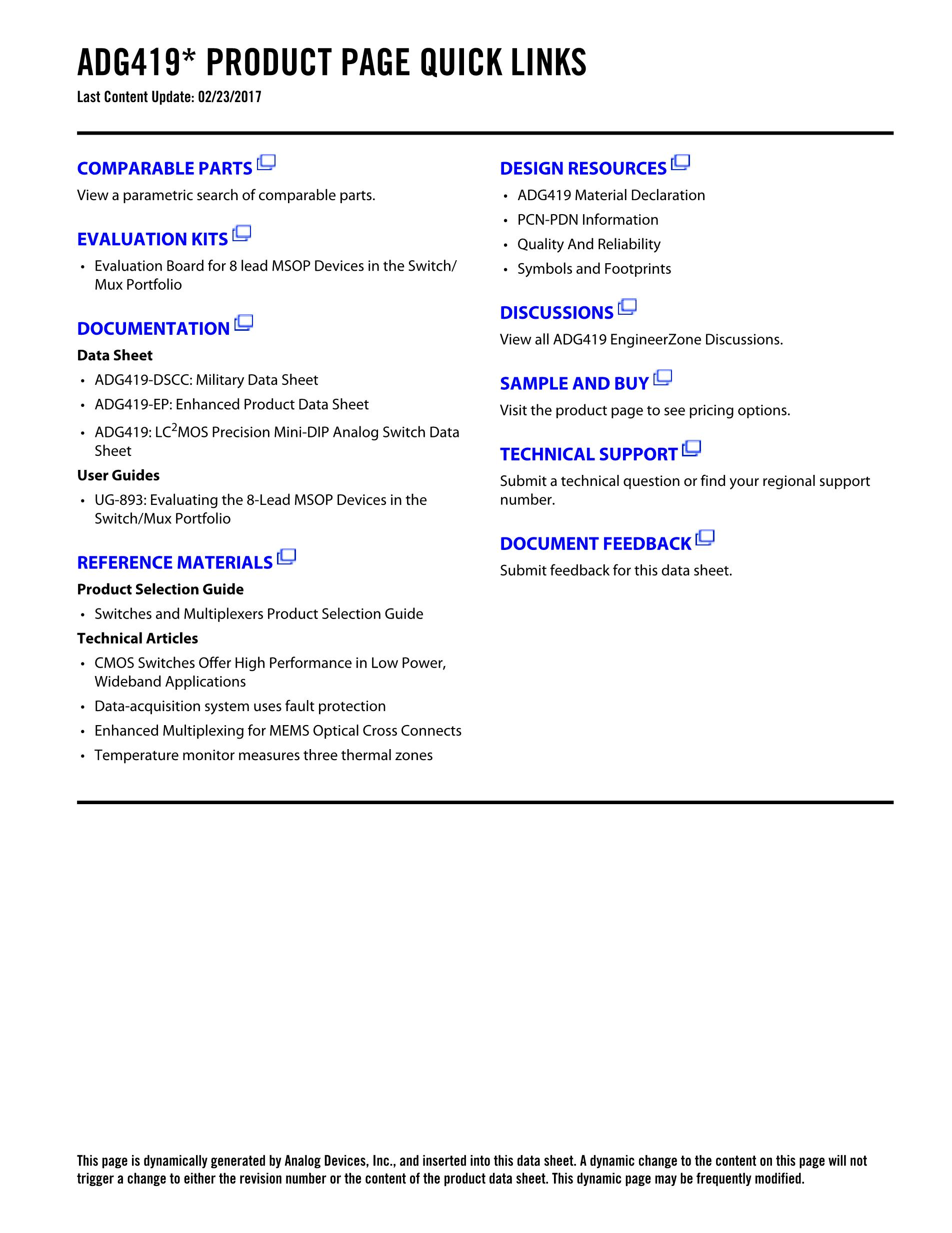 ADG419BR-REEL's pdf picture 2