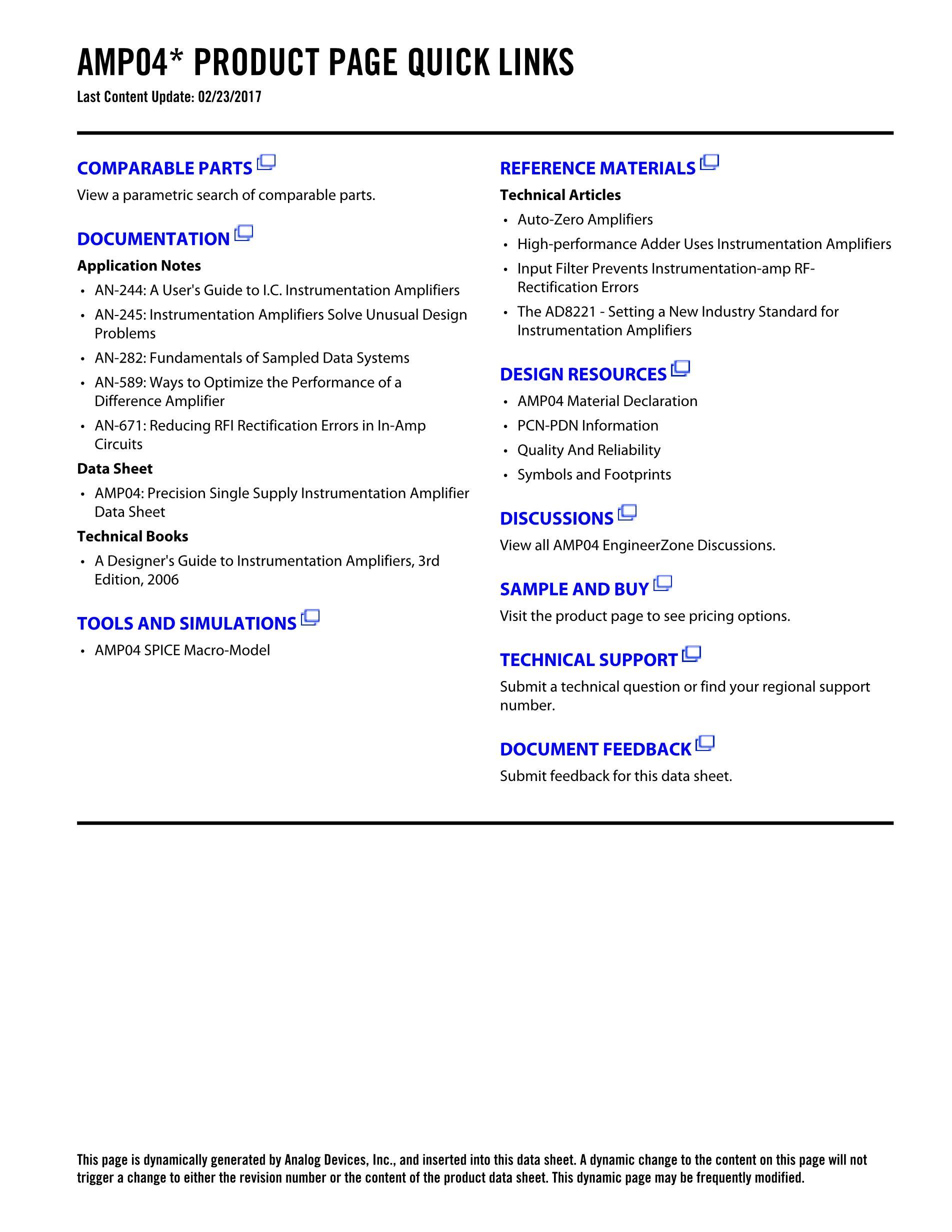 AMP01GSZ-REEL's pdf picture 2