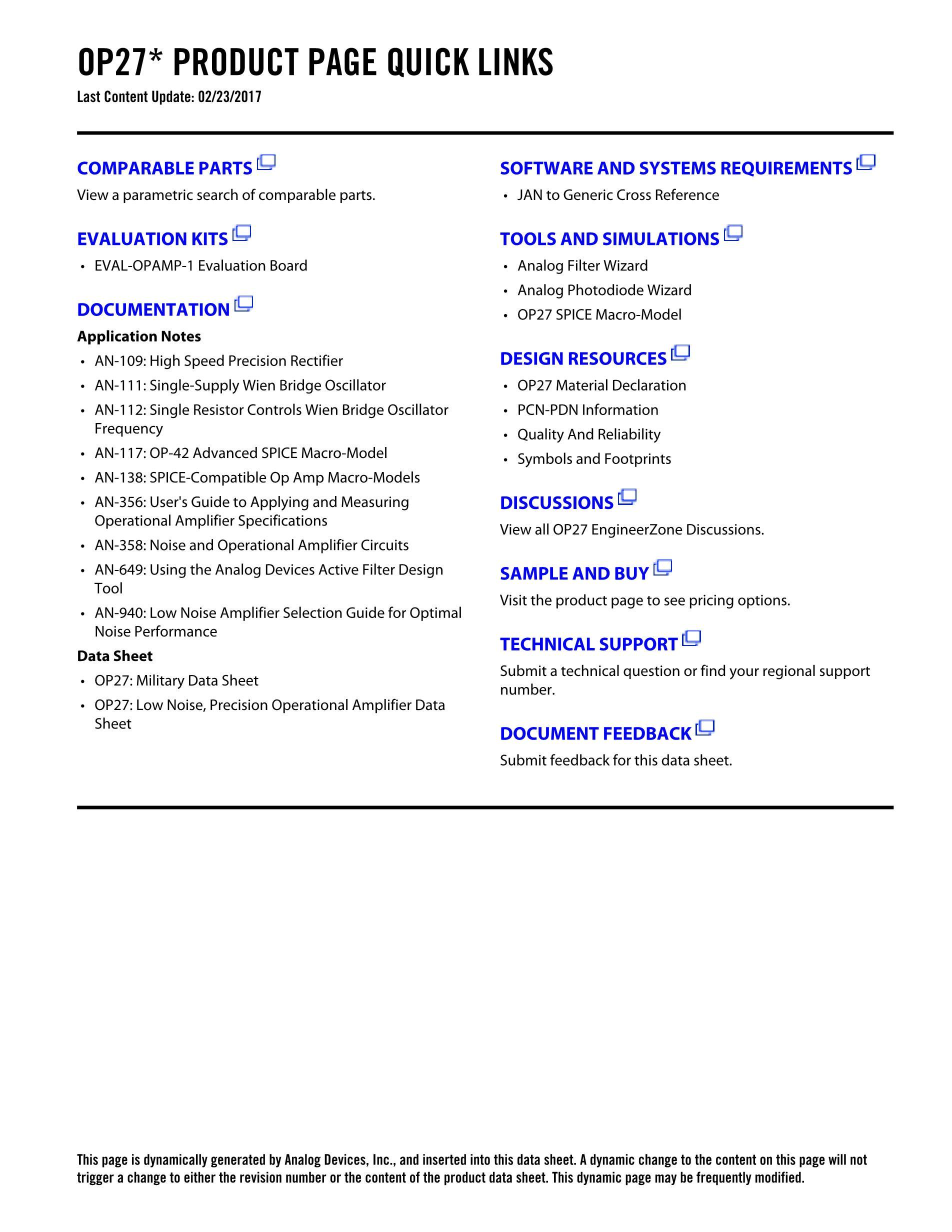 OP27EJ's pdf picture 2