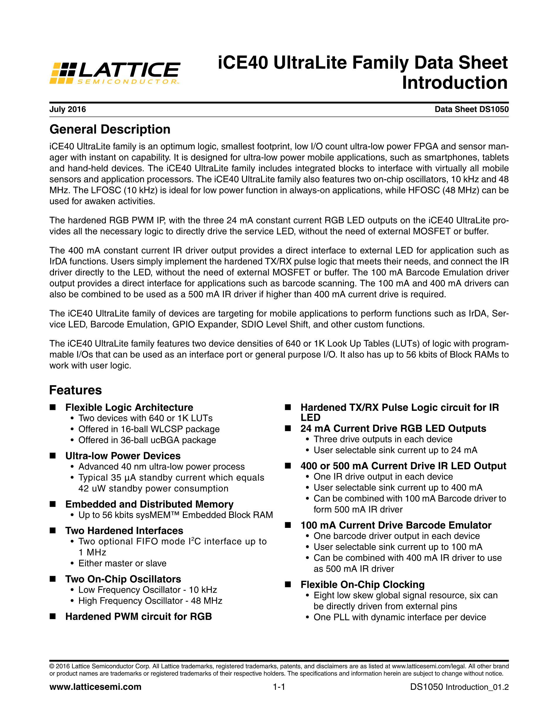 ICE40LP640-CM81's pdf picture 2