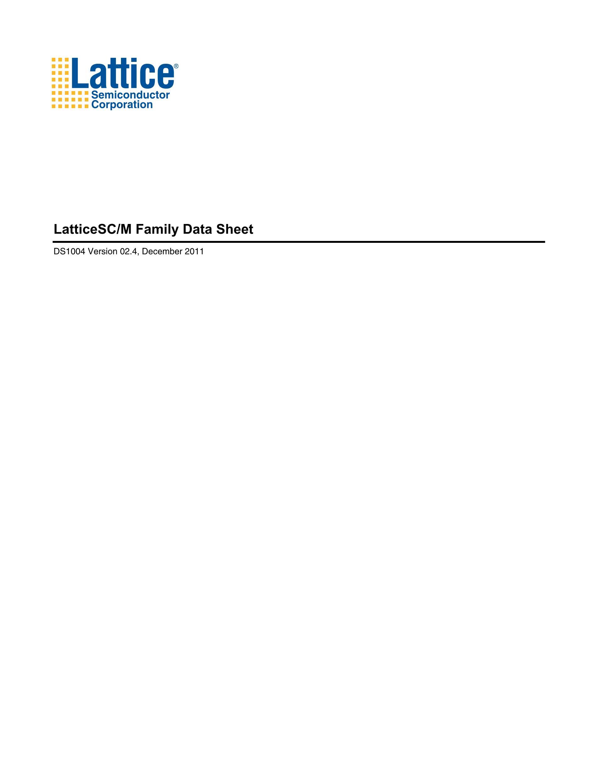 LFSC3GA40E-5FC1152I's pdf picture 1