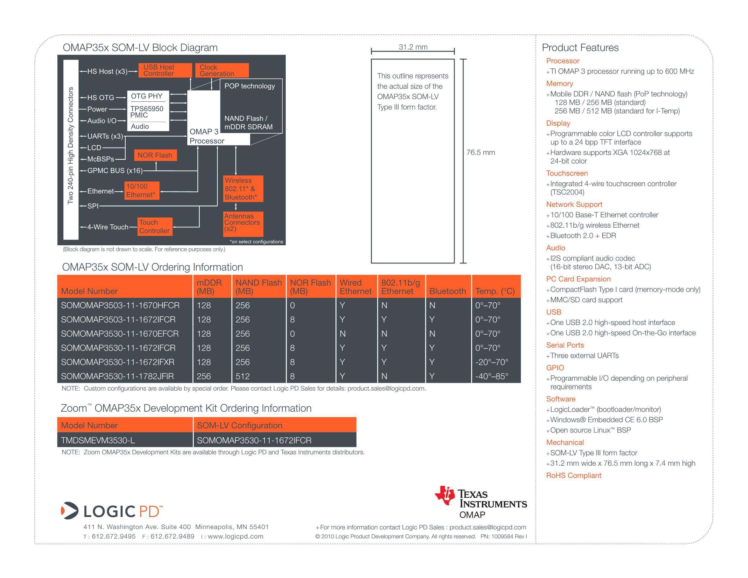 SOMOMAP3503-11-1672IFCR's pdf picture 2
