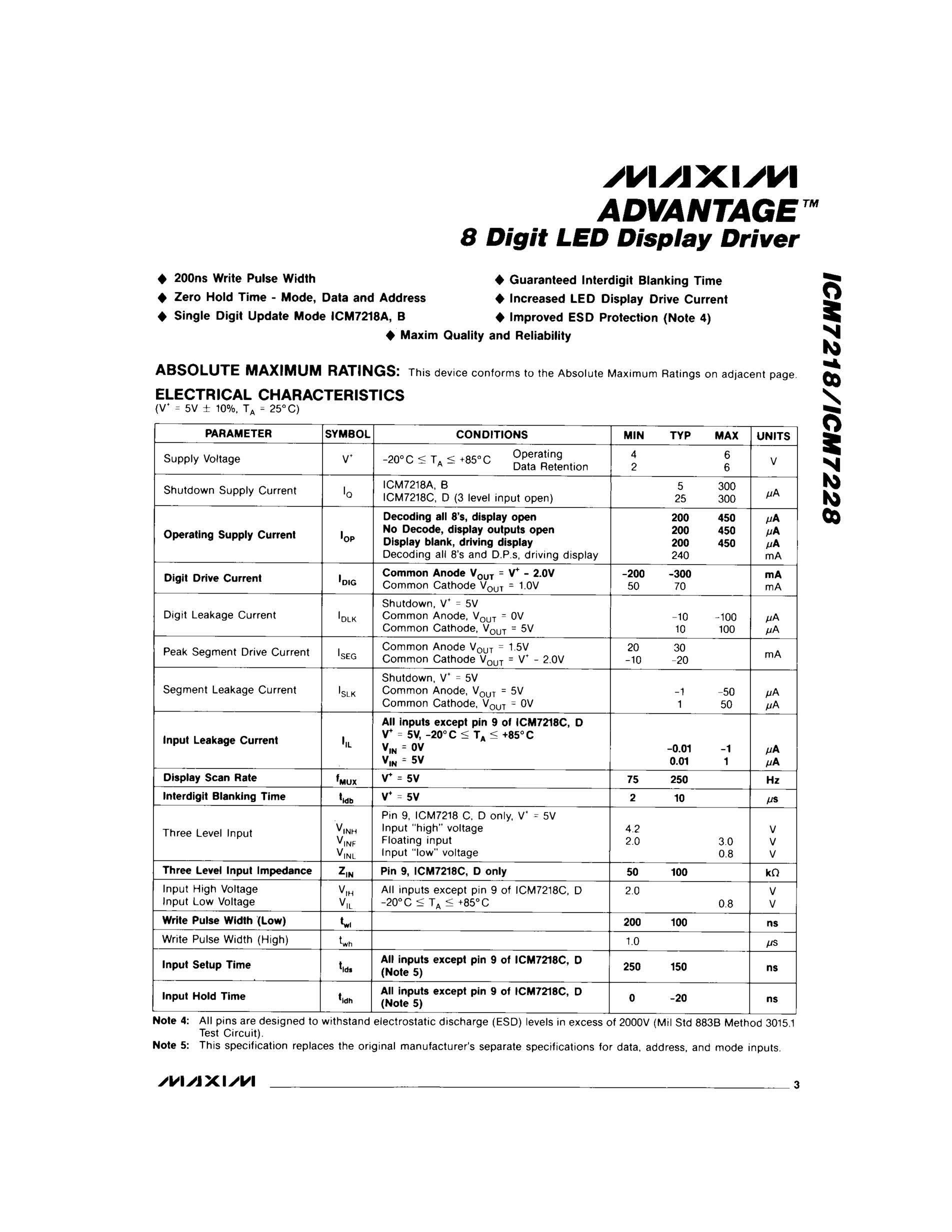 ICM7218AIPI's pdf picture 3