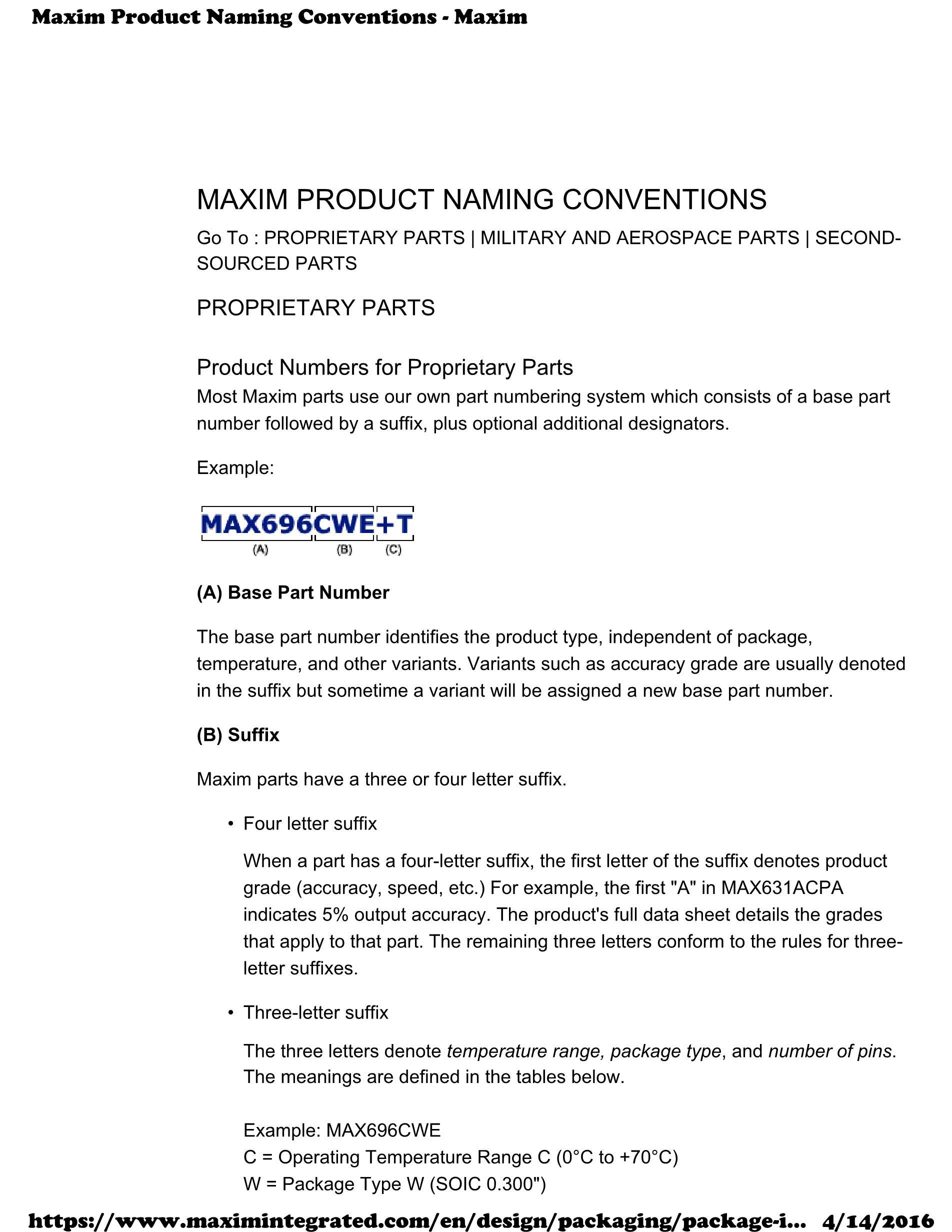 MAX942CSA's pdf picture 1