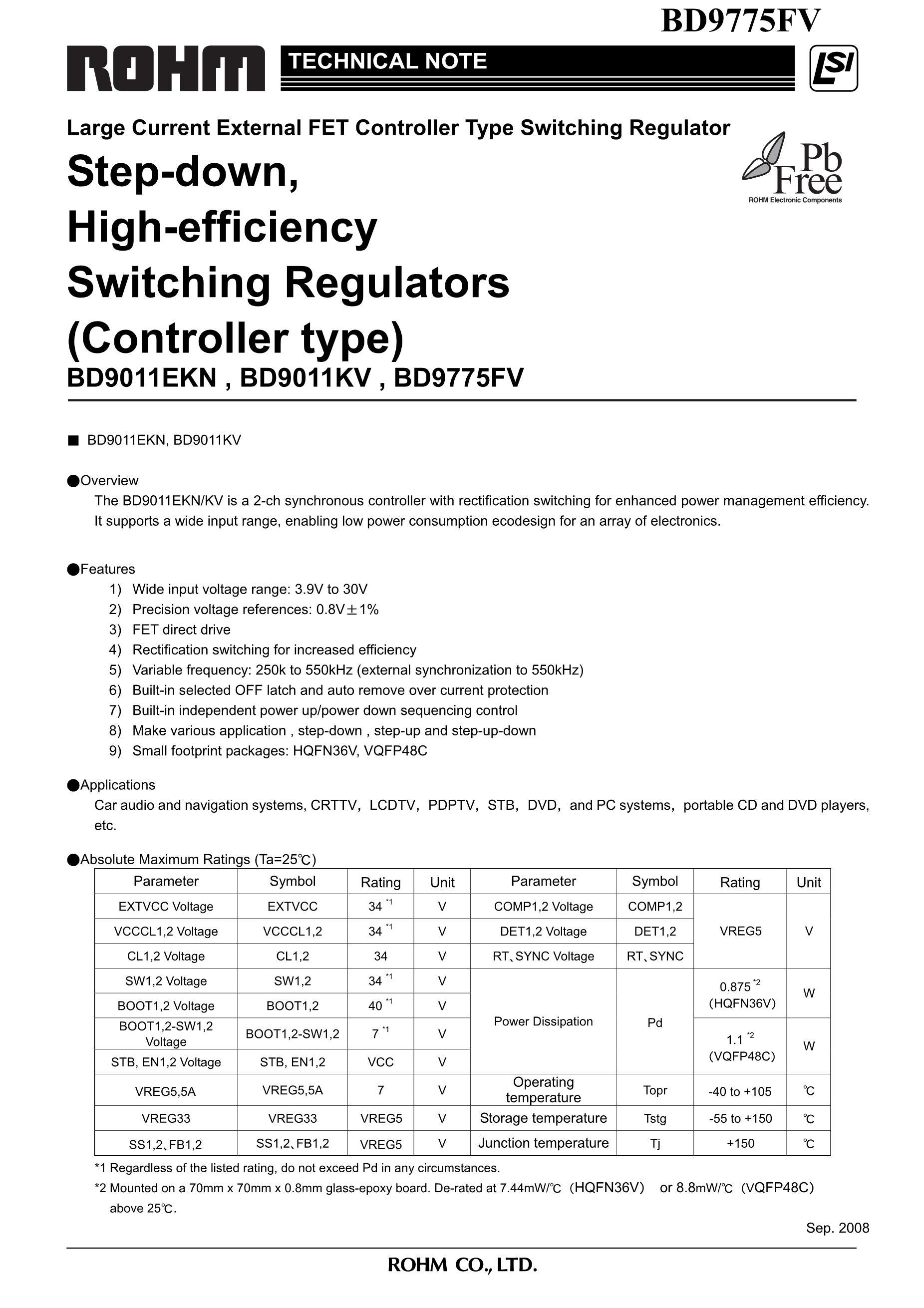 BD9001F's pdf picture 1
