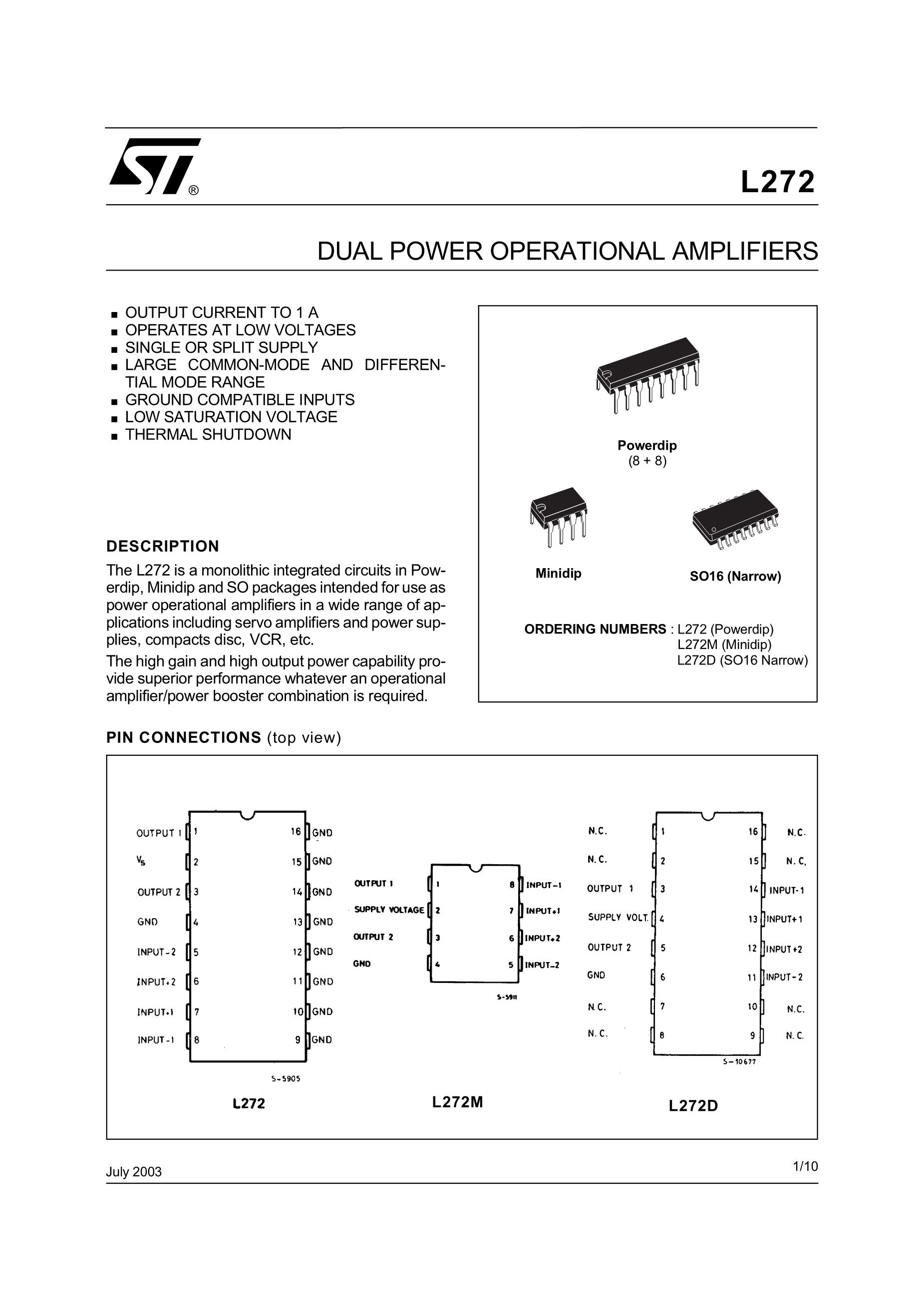 L2720D13TR's pdf picture 1