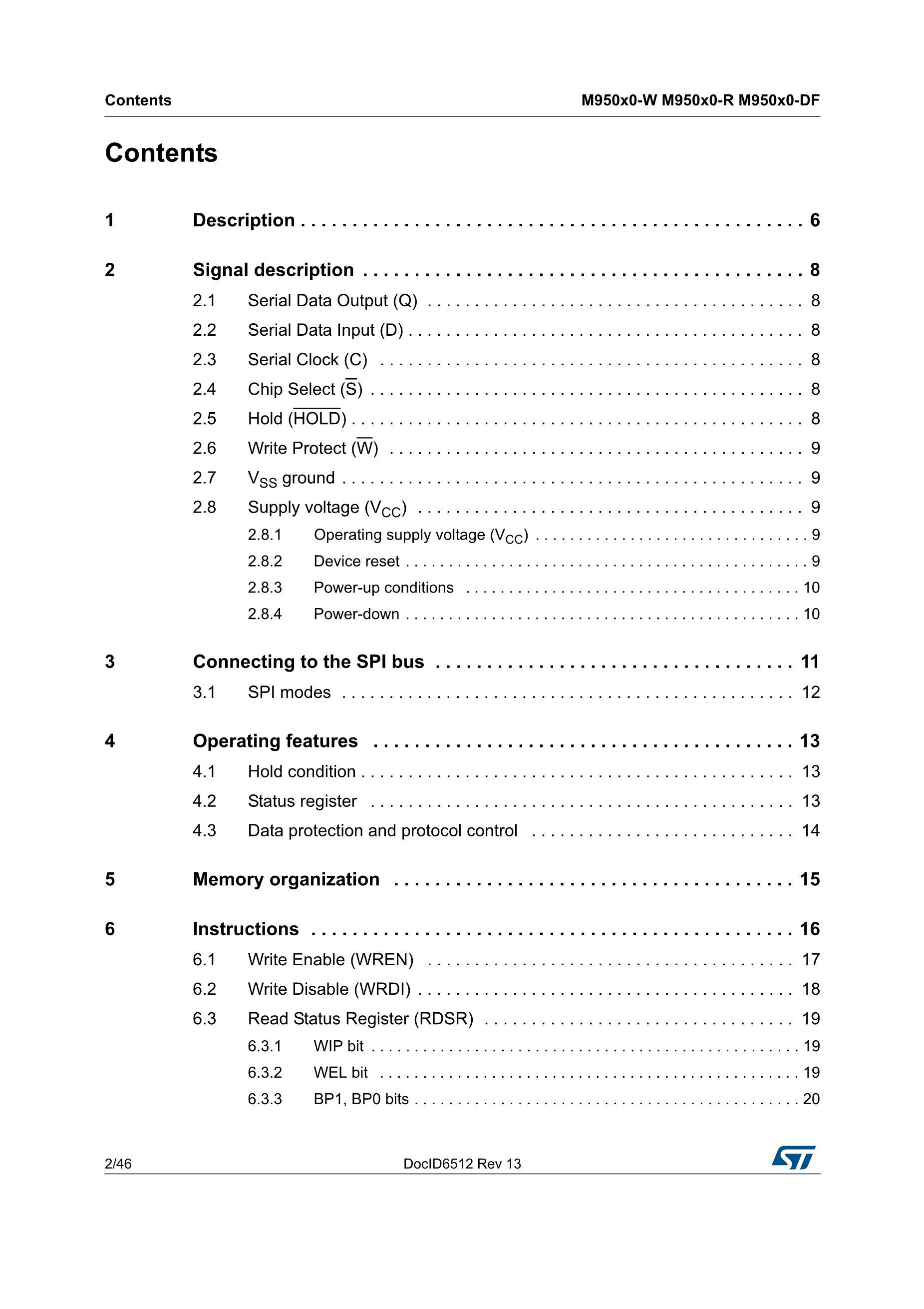 M95040WMN6's pdf picture 2
