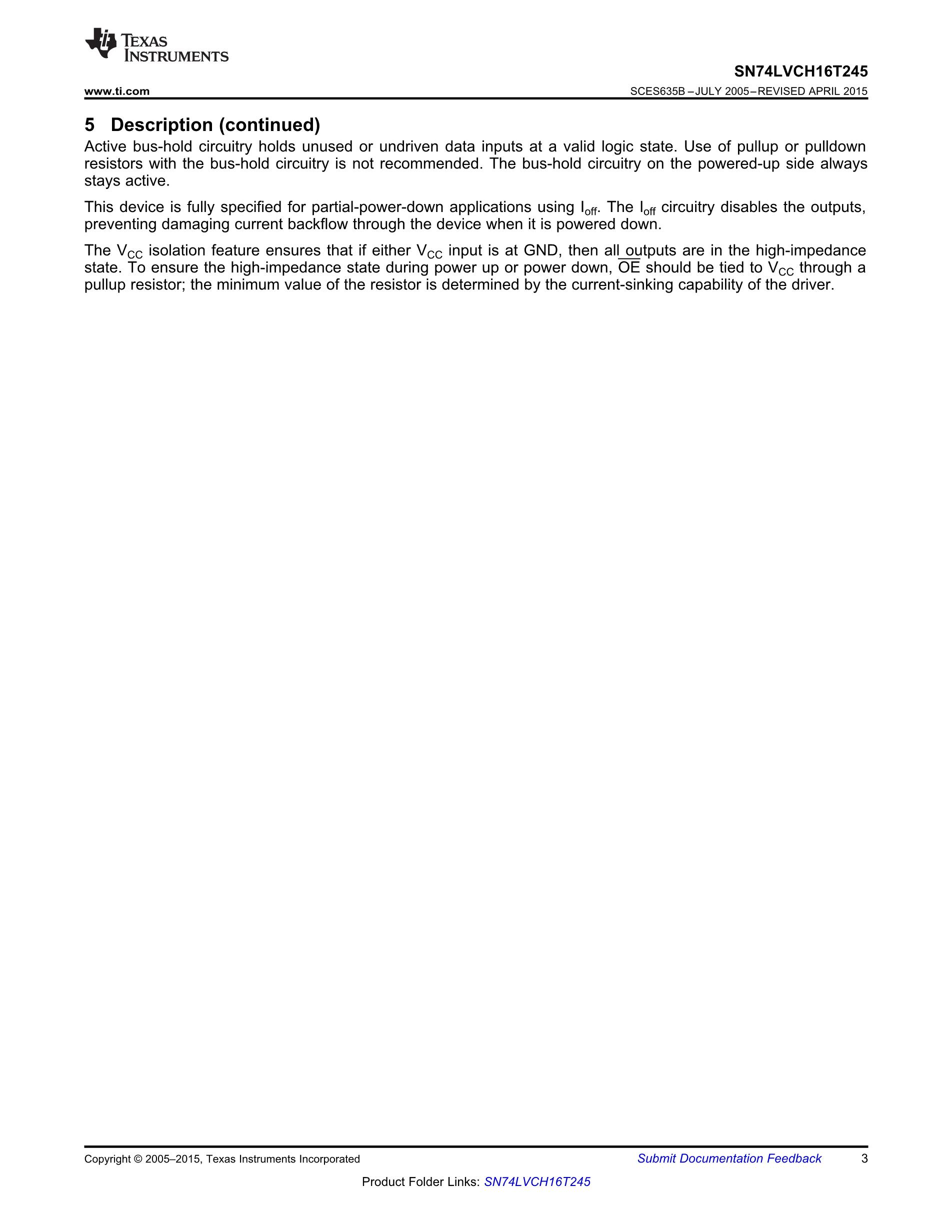 74LVCH16T245ZQLR's pdf picture 3