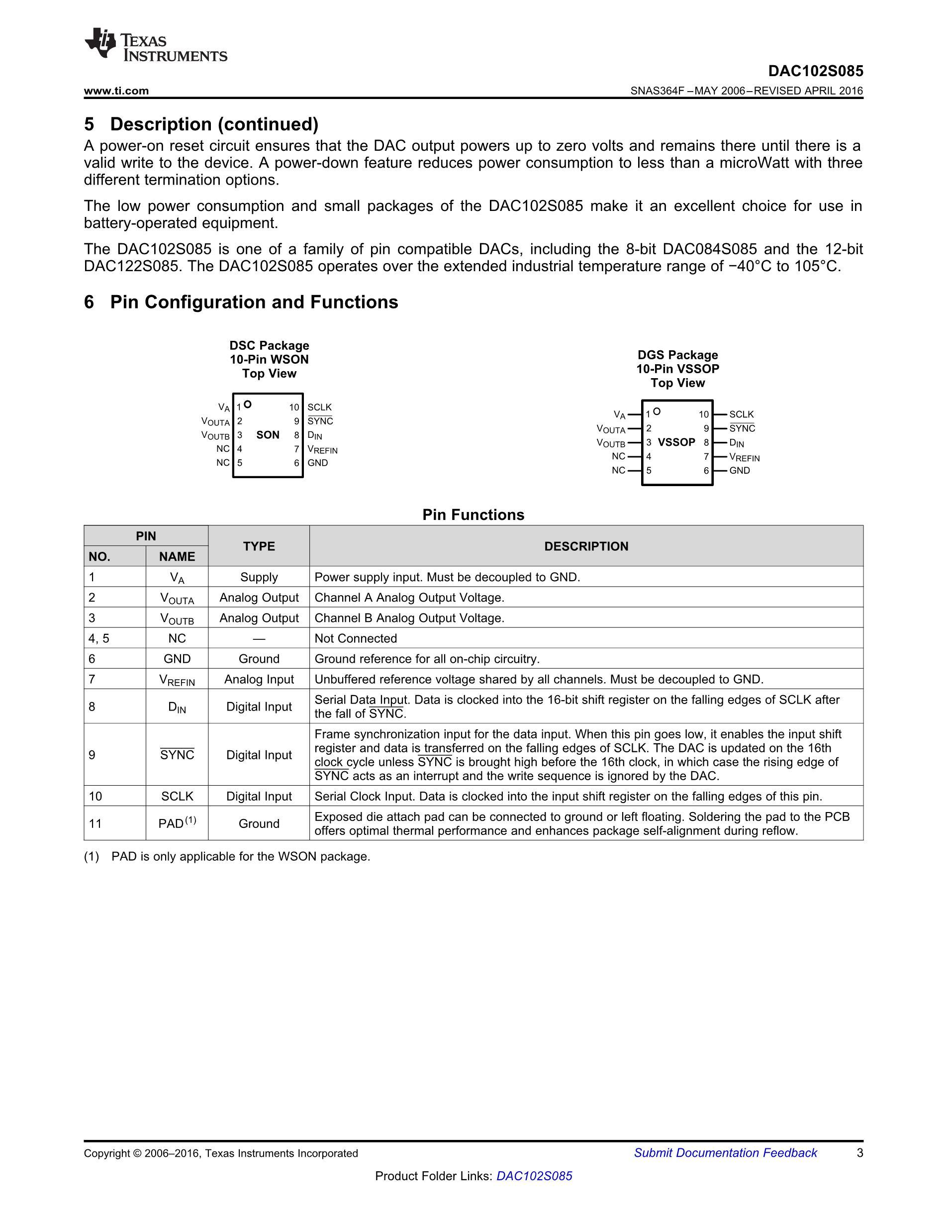 DAC102S085CIMM/NOPB's pdf picture 3