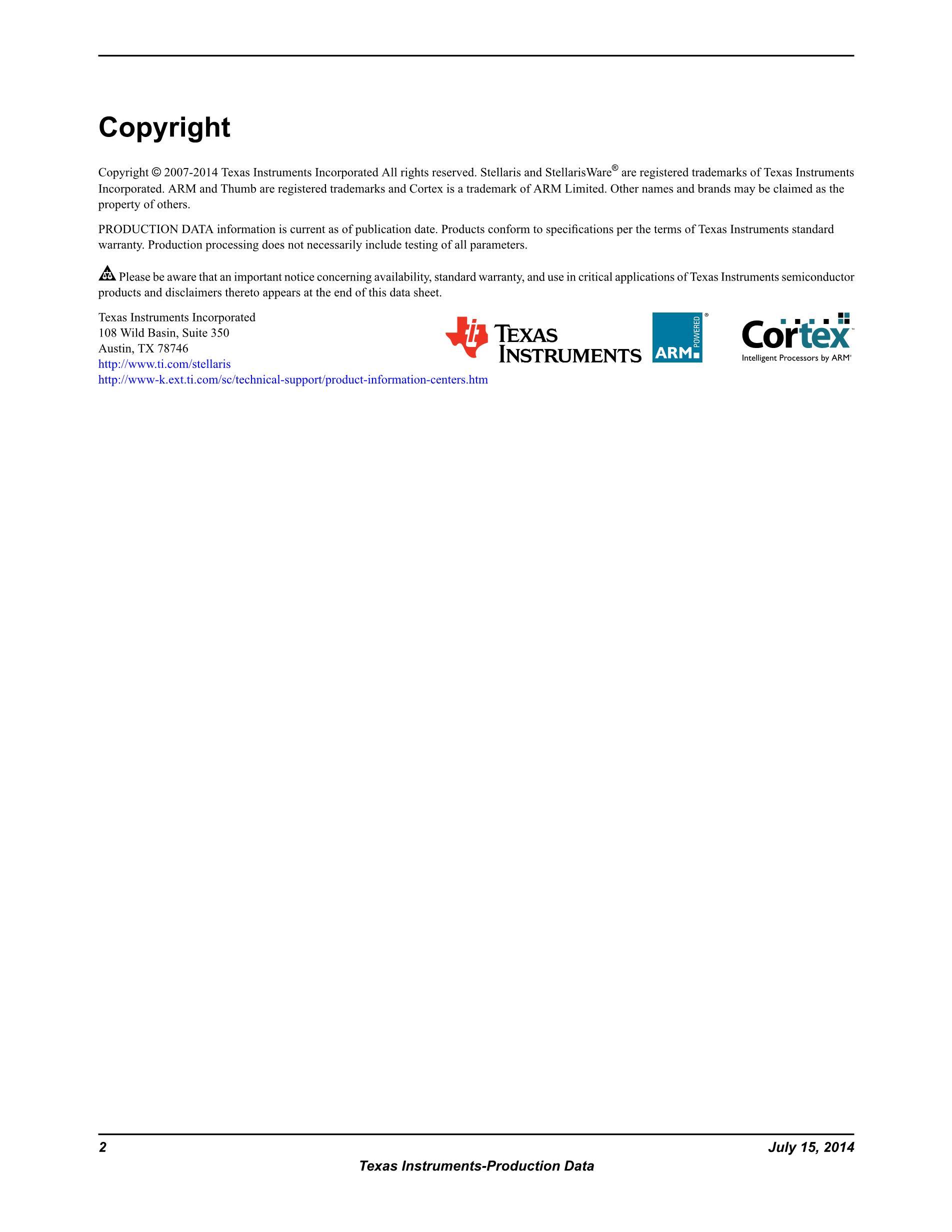 LM3S8933-IBZ50-A2T's pdf picture 2