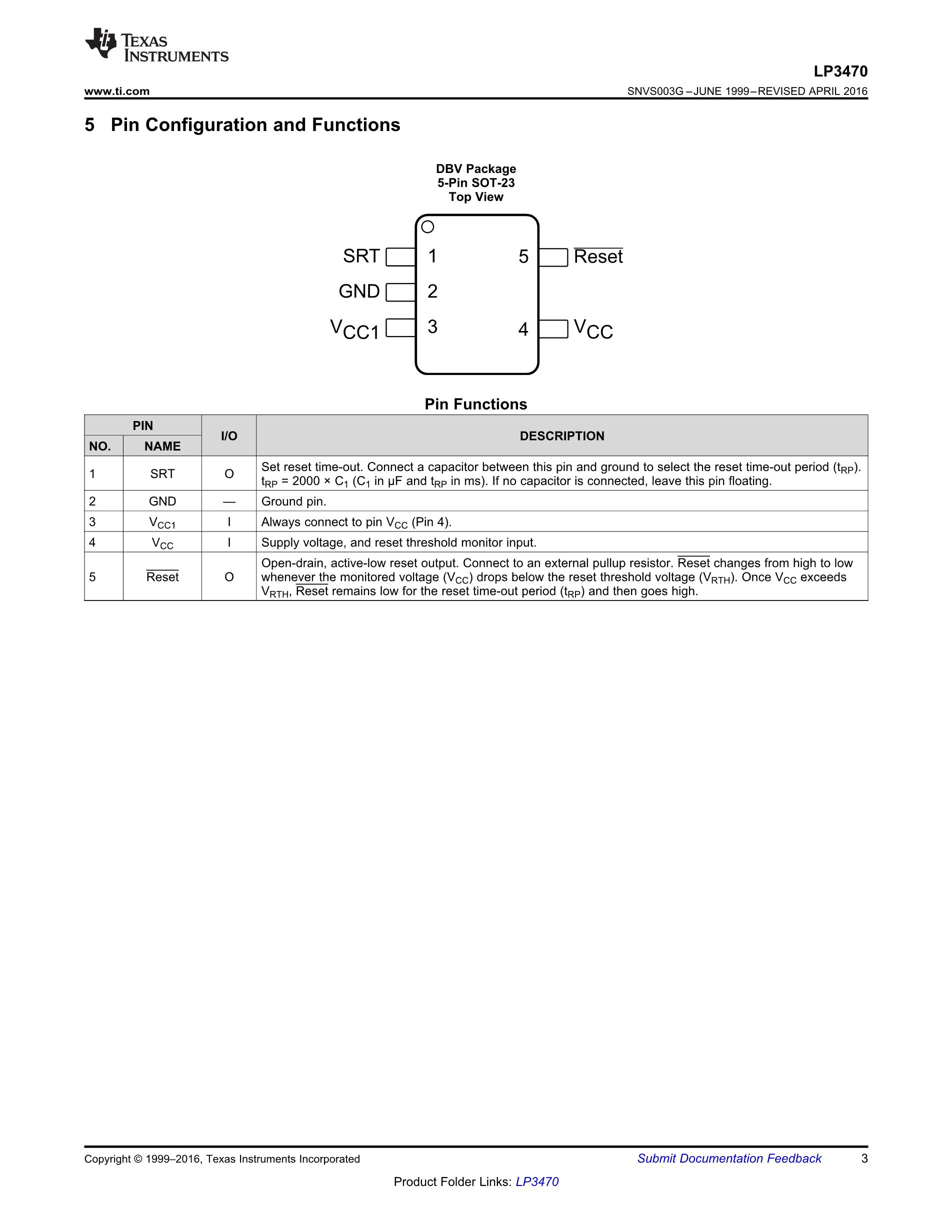 LP3470IM5X-2.63/NOPB's pdf picture 3