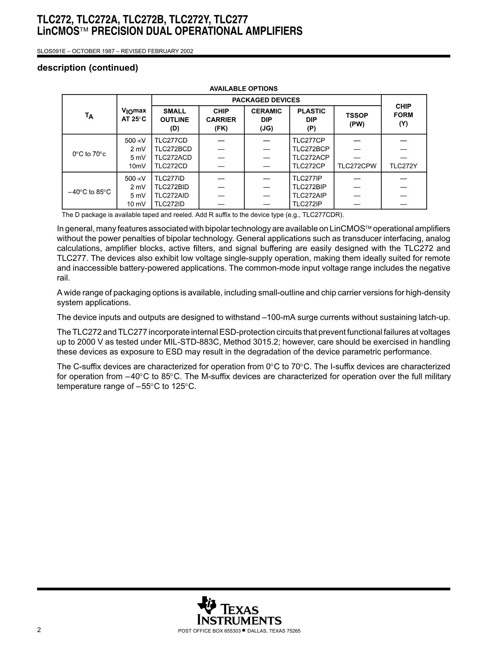 TLC277ID's pdf picture 2