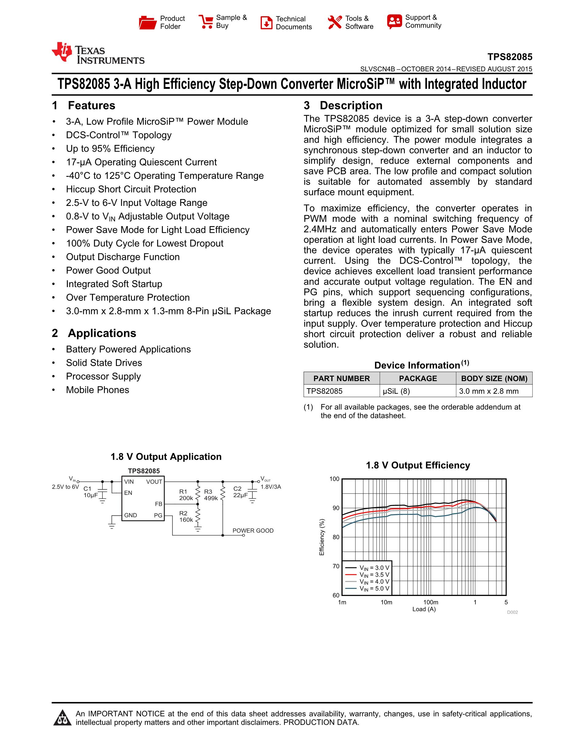 TPS82676SIPR's pdf picture 1