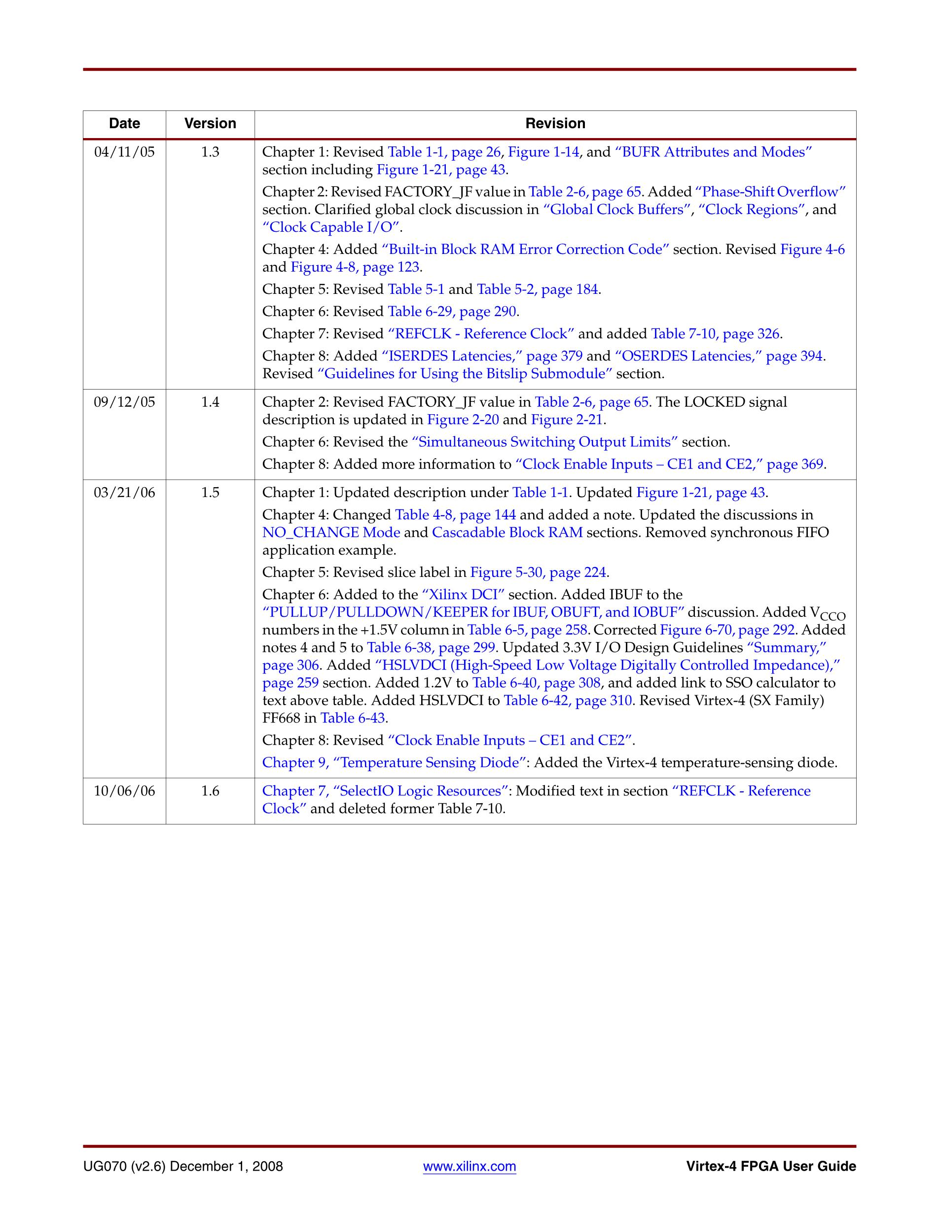 XC4VLX25-11FFG676C's pdf picture 3