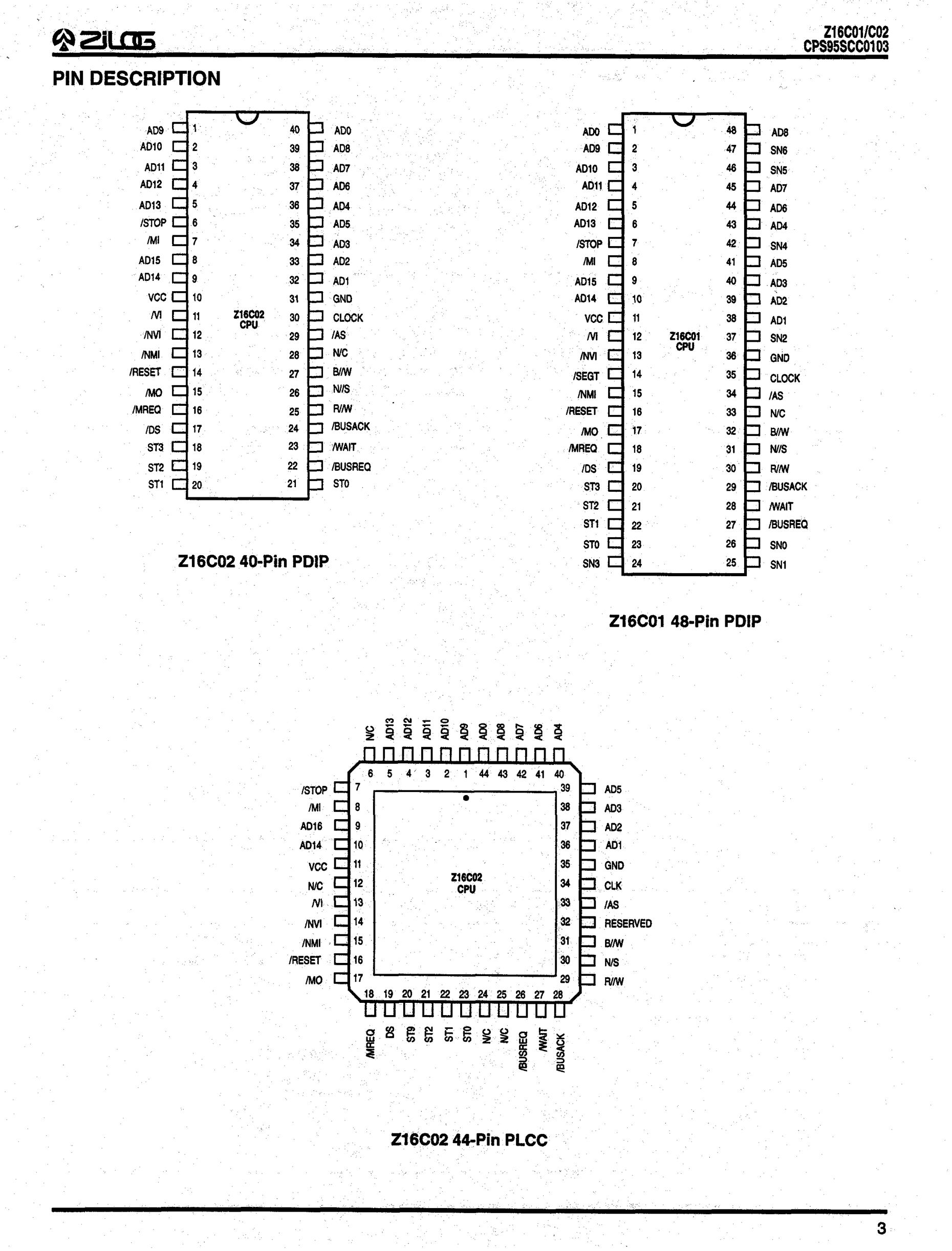 Z16C3010VSC's pdf picture 3