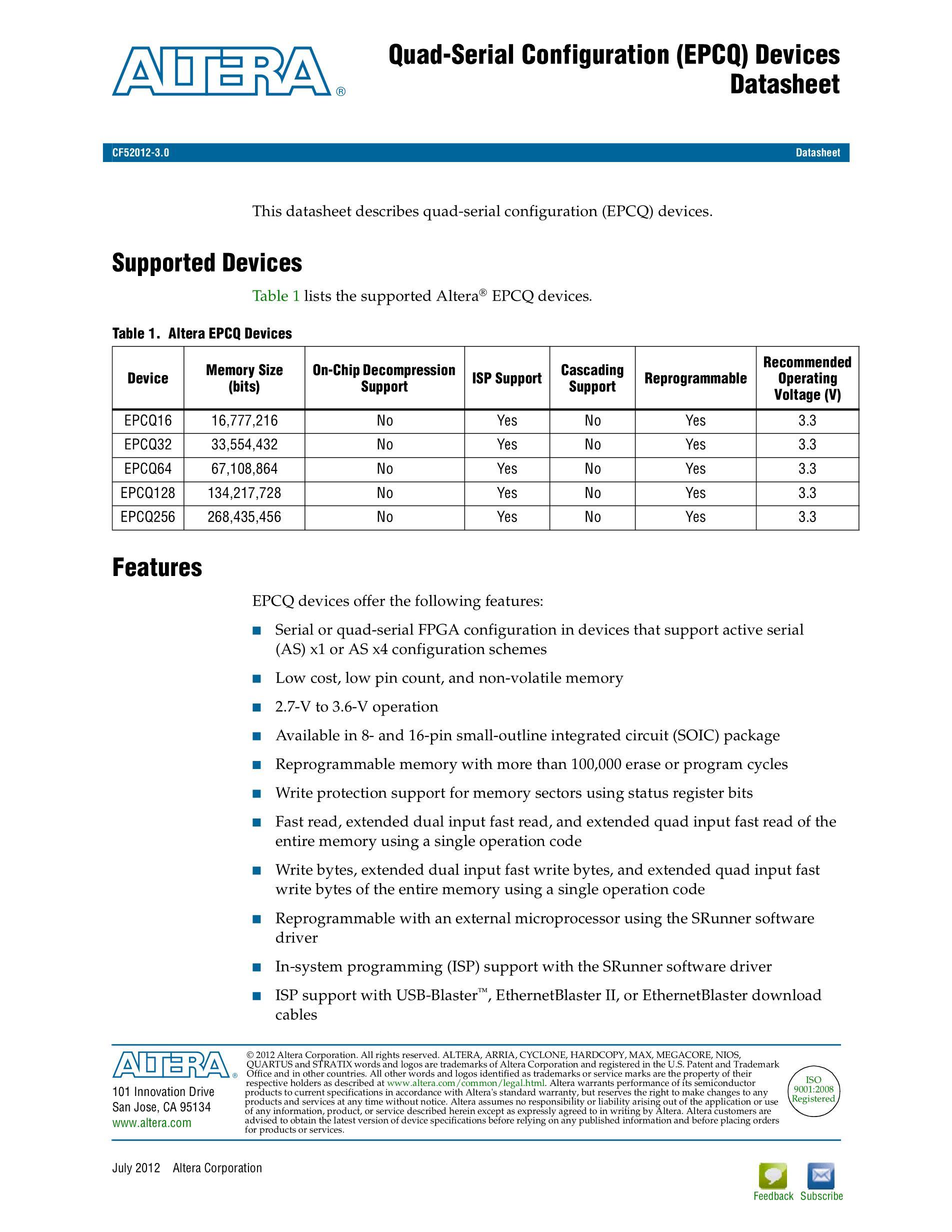 EPCQ32SI8N's pdf picture 1