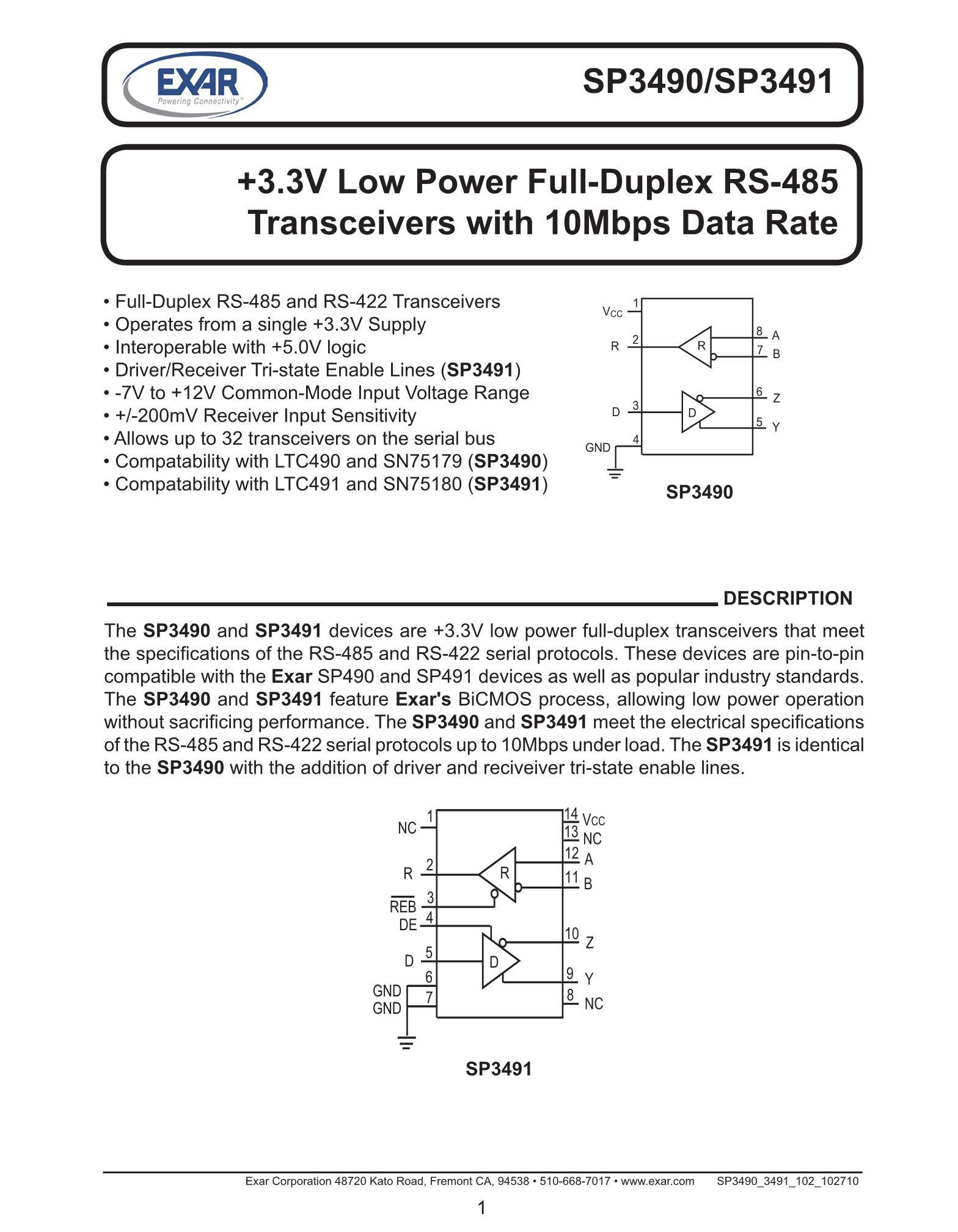 L-SP26011BF400's pdf picture 1