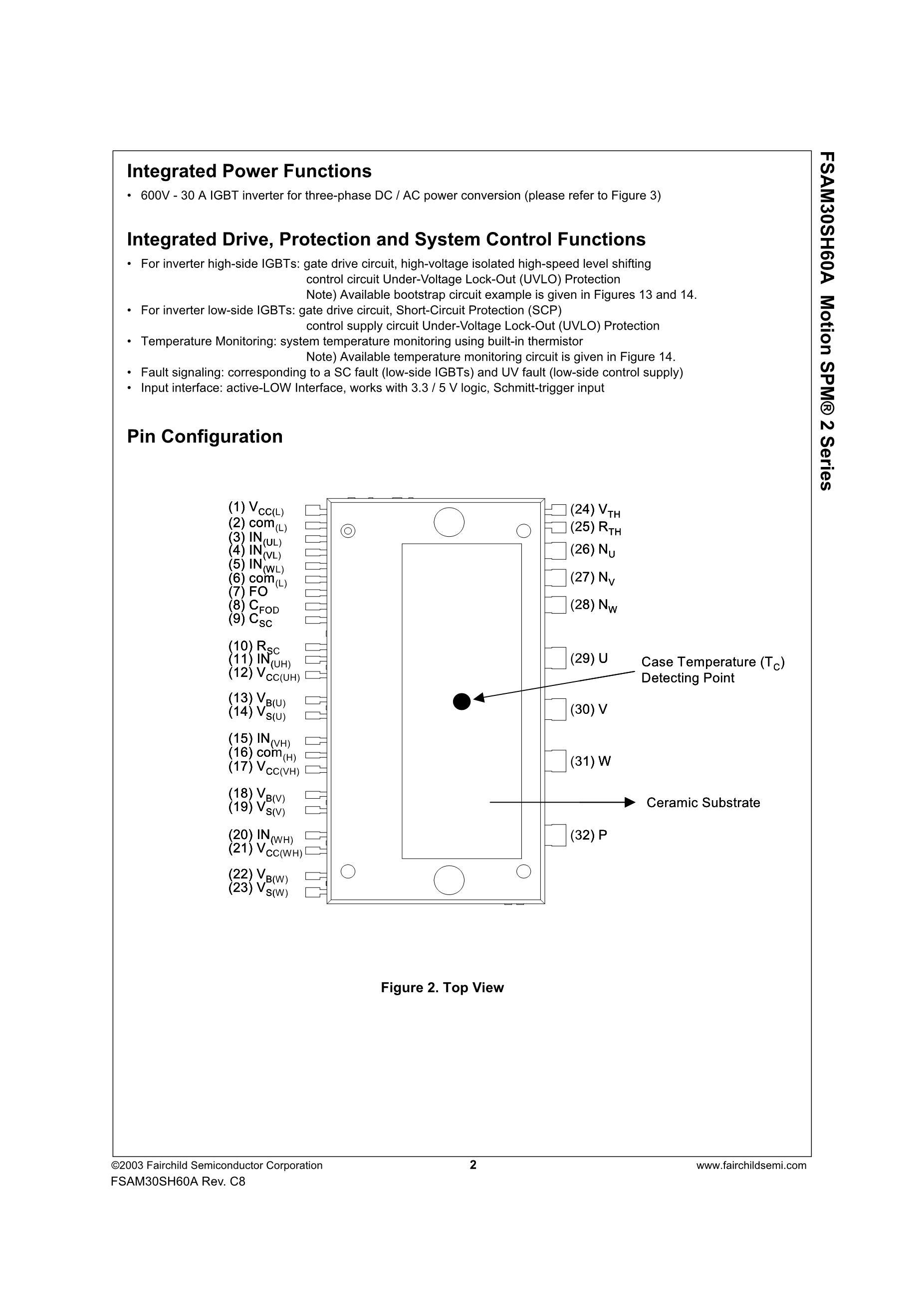 FSAM30SH60A's pdf picture 2