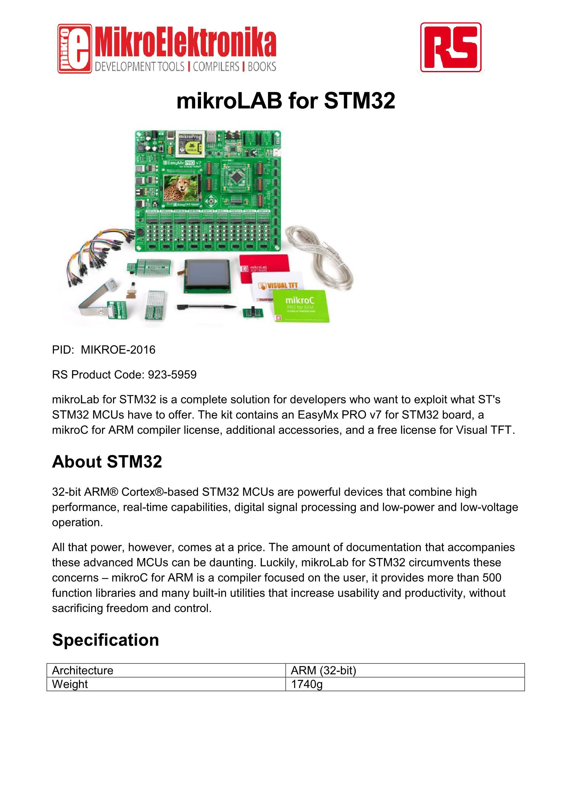 MIKROE-945's pdf picture 1