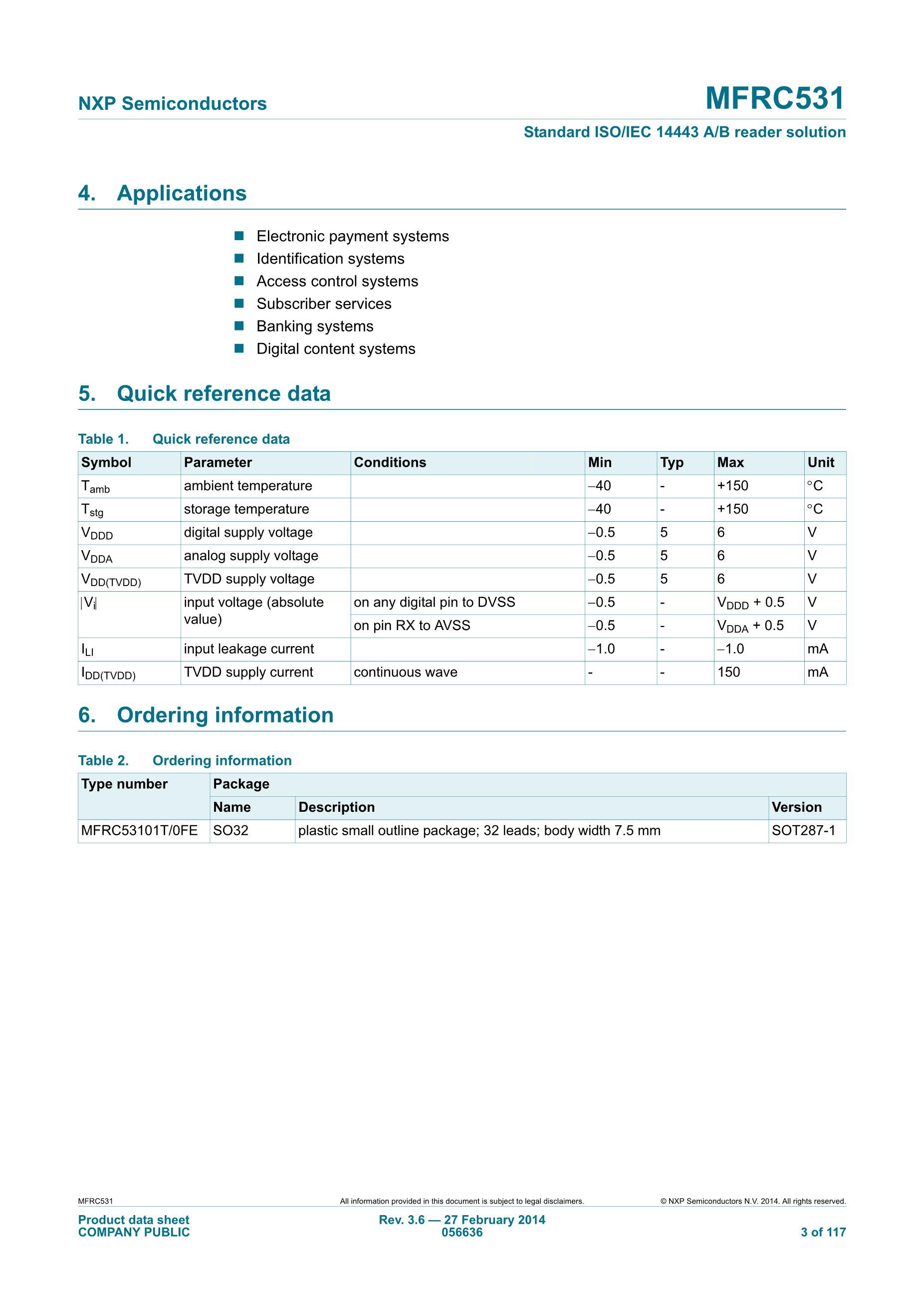 MFRC-522 RC522 RFID RF IC card induction module sent S50 Fudan card, key link's pdf picture 3