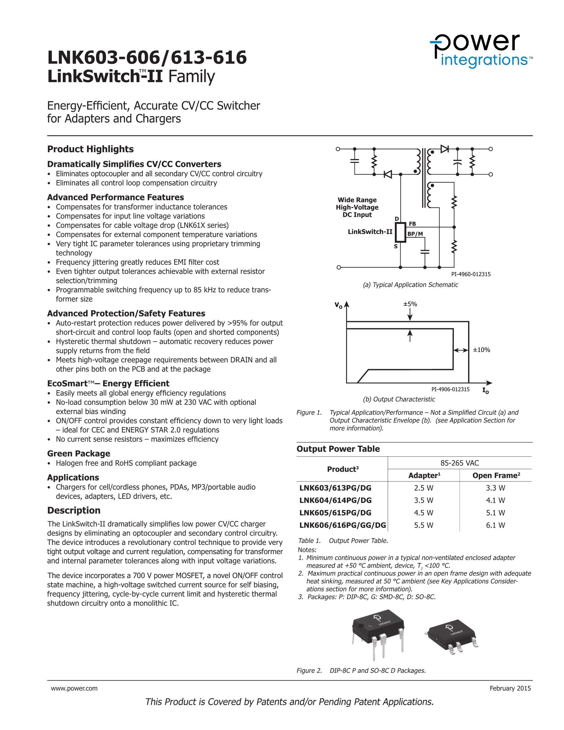 LNK623DG's pdf picture 1