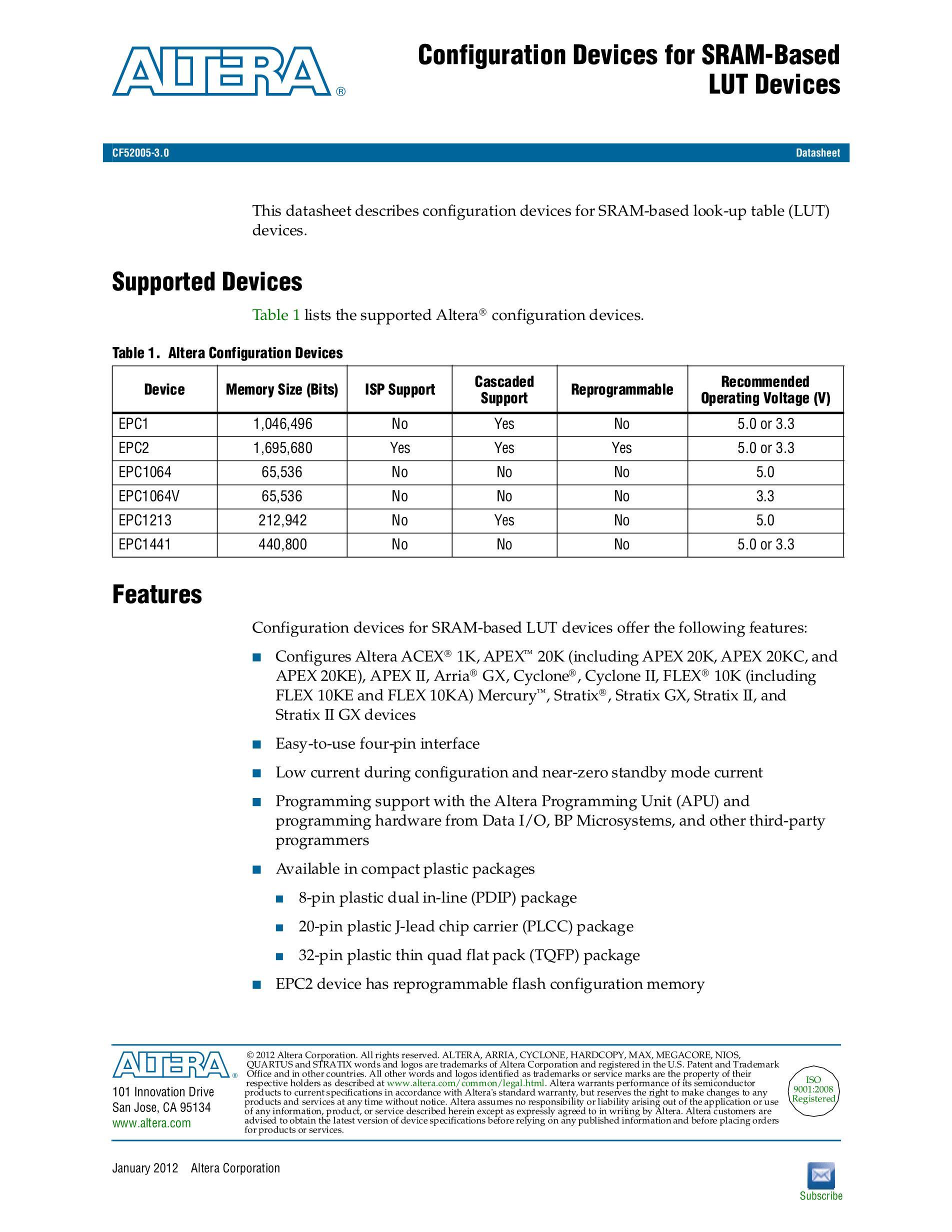 EPC1064LC20's pdf picture 1