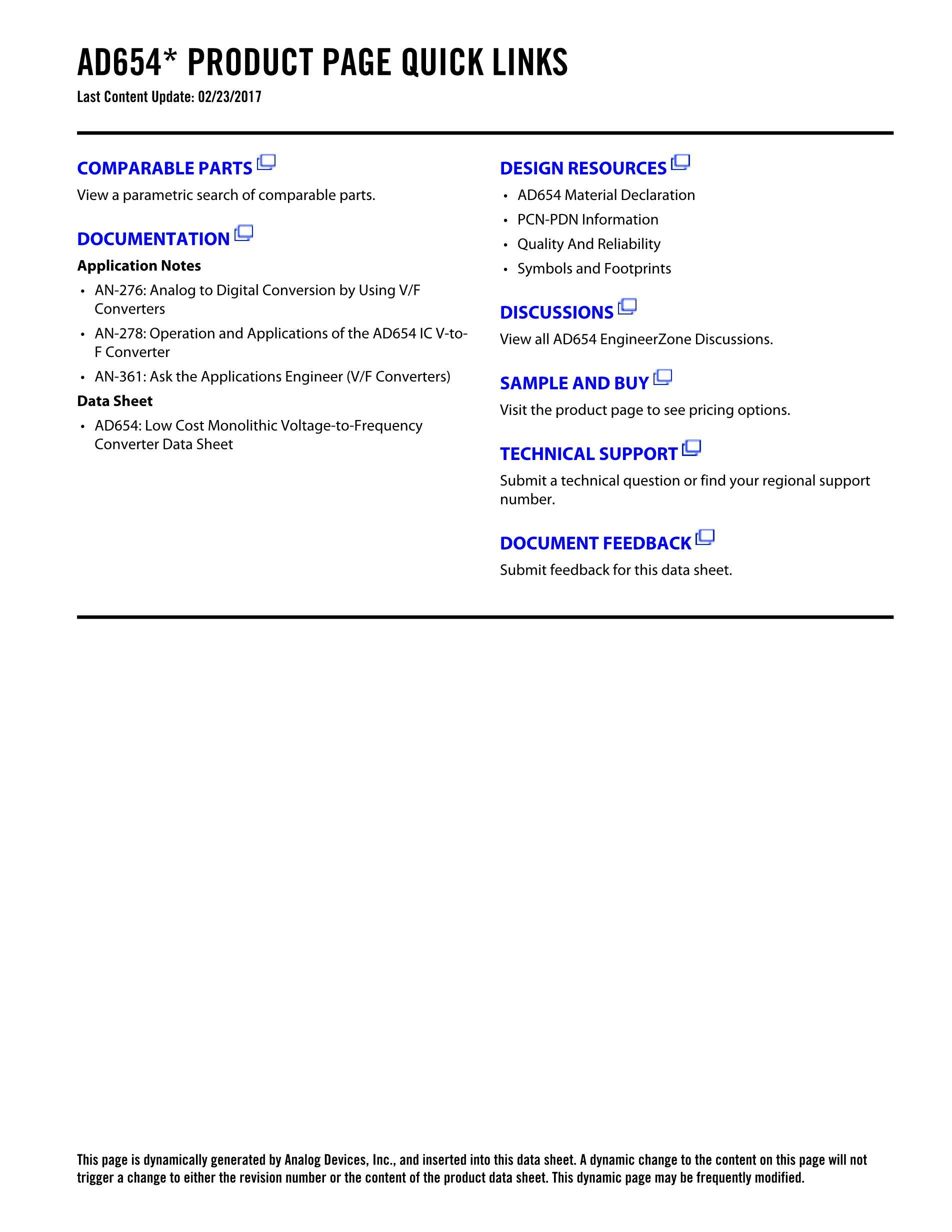 AD654JRZ's pdf picture 2