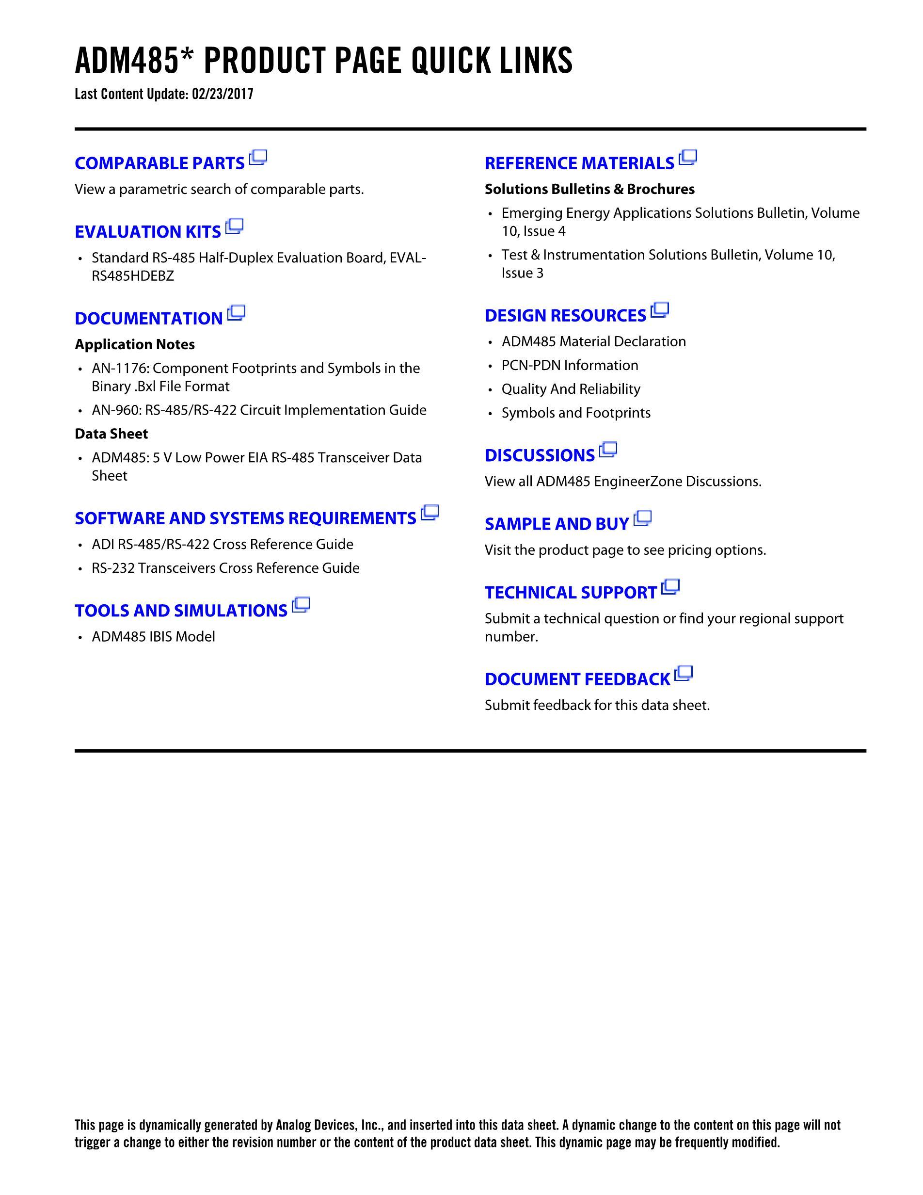 ADM485JRZ's pdf picture 2