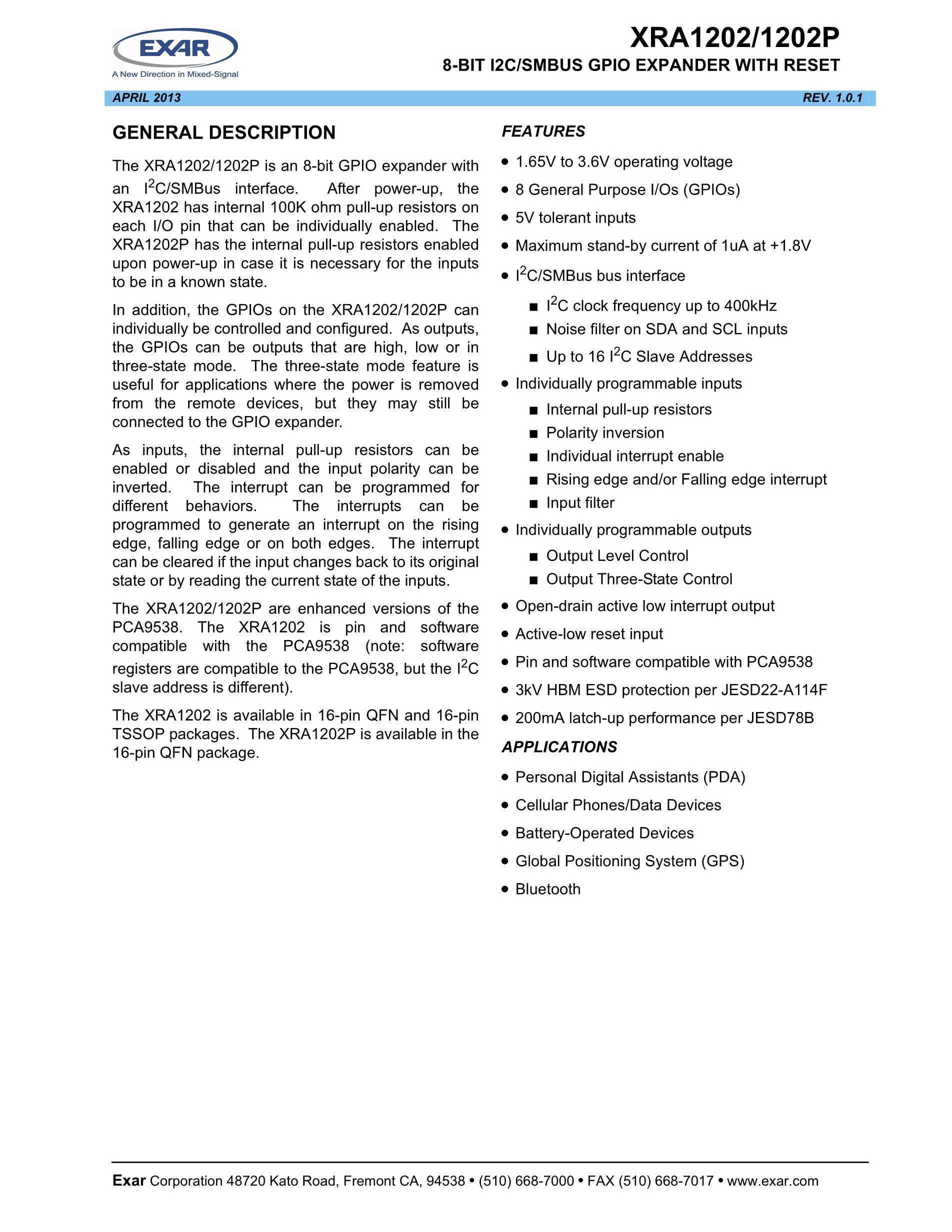 XRA1403IG24-F's pdf picture 1