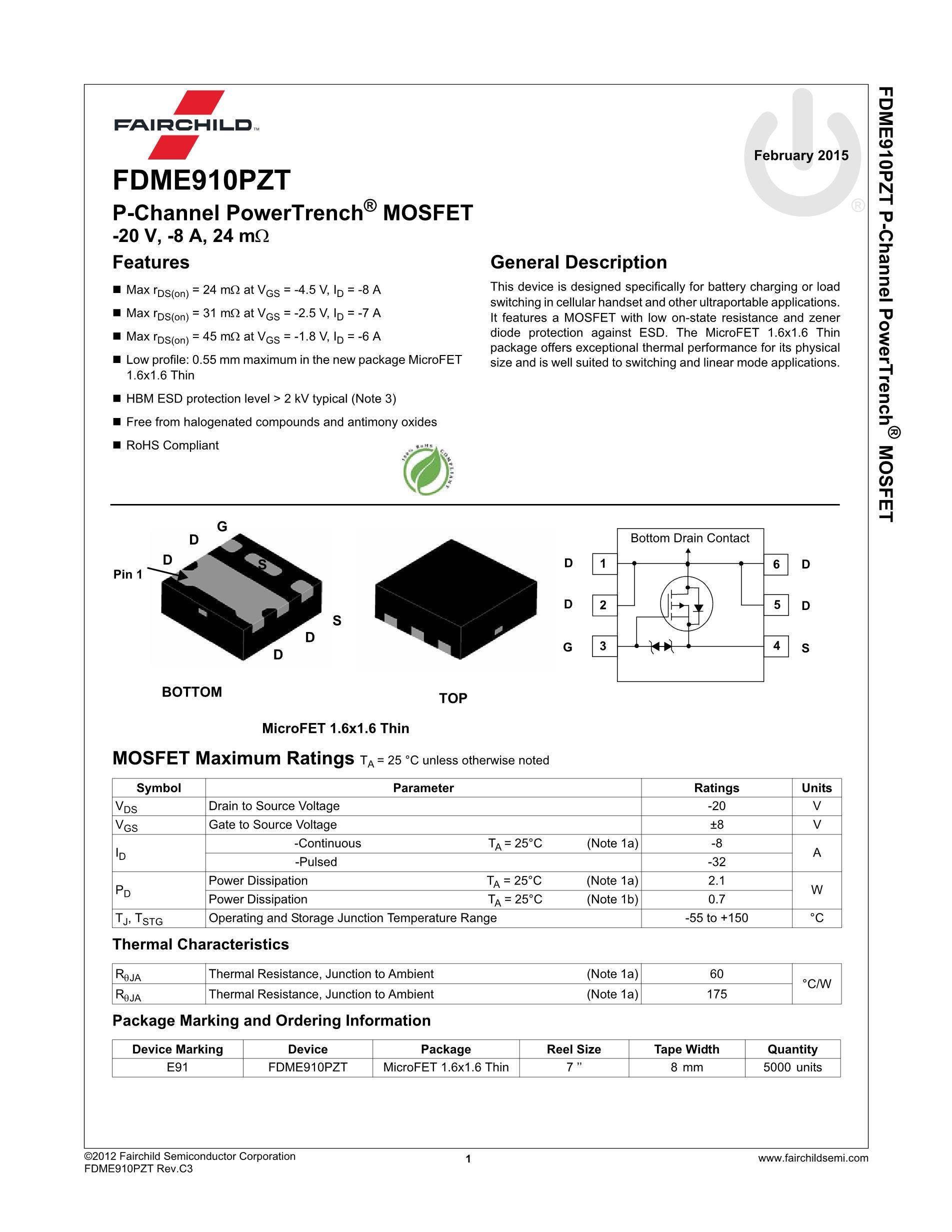 FDME905PT's pdf picture 2