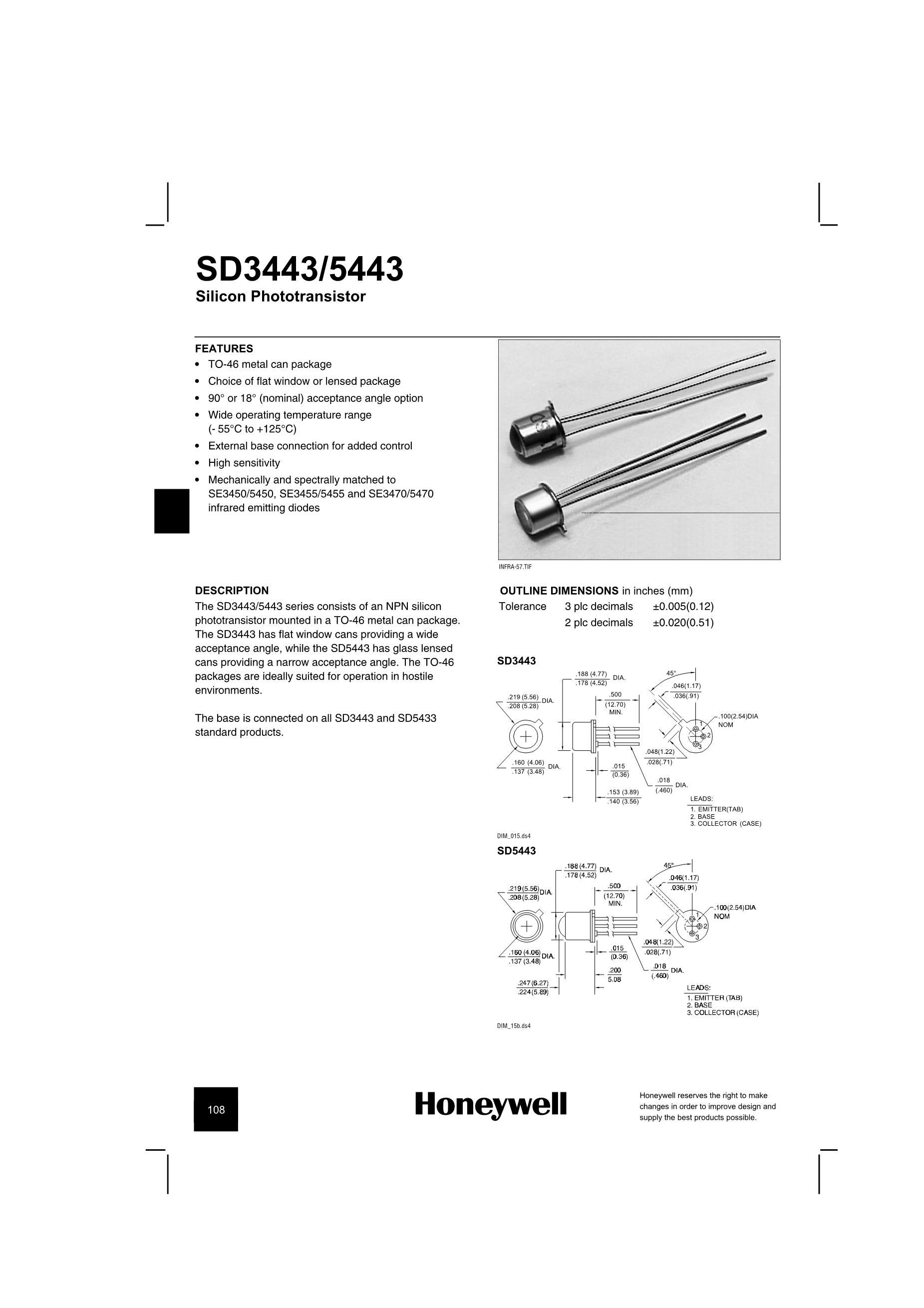 SD5401's pdf picture 1
