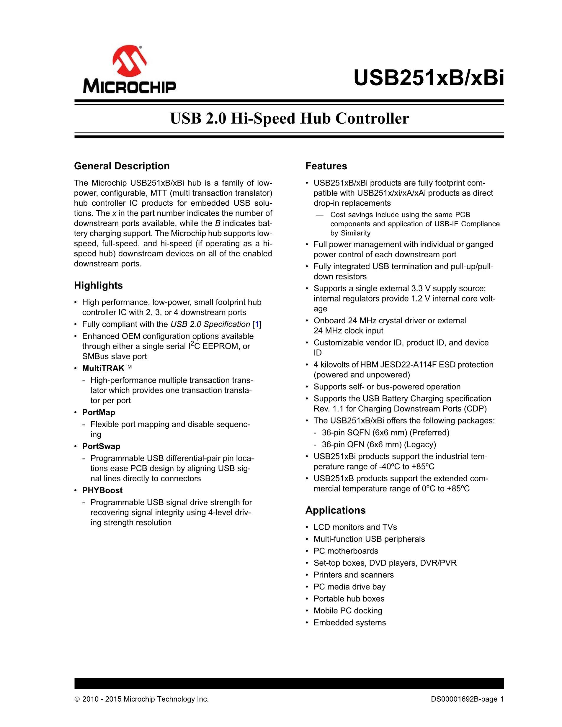 USB2513-AEZG's pdf picture 1