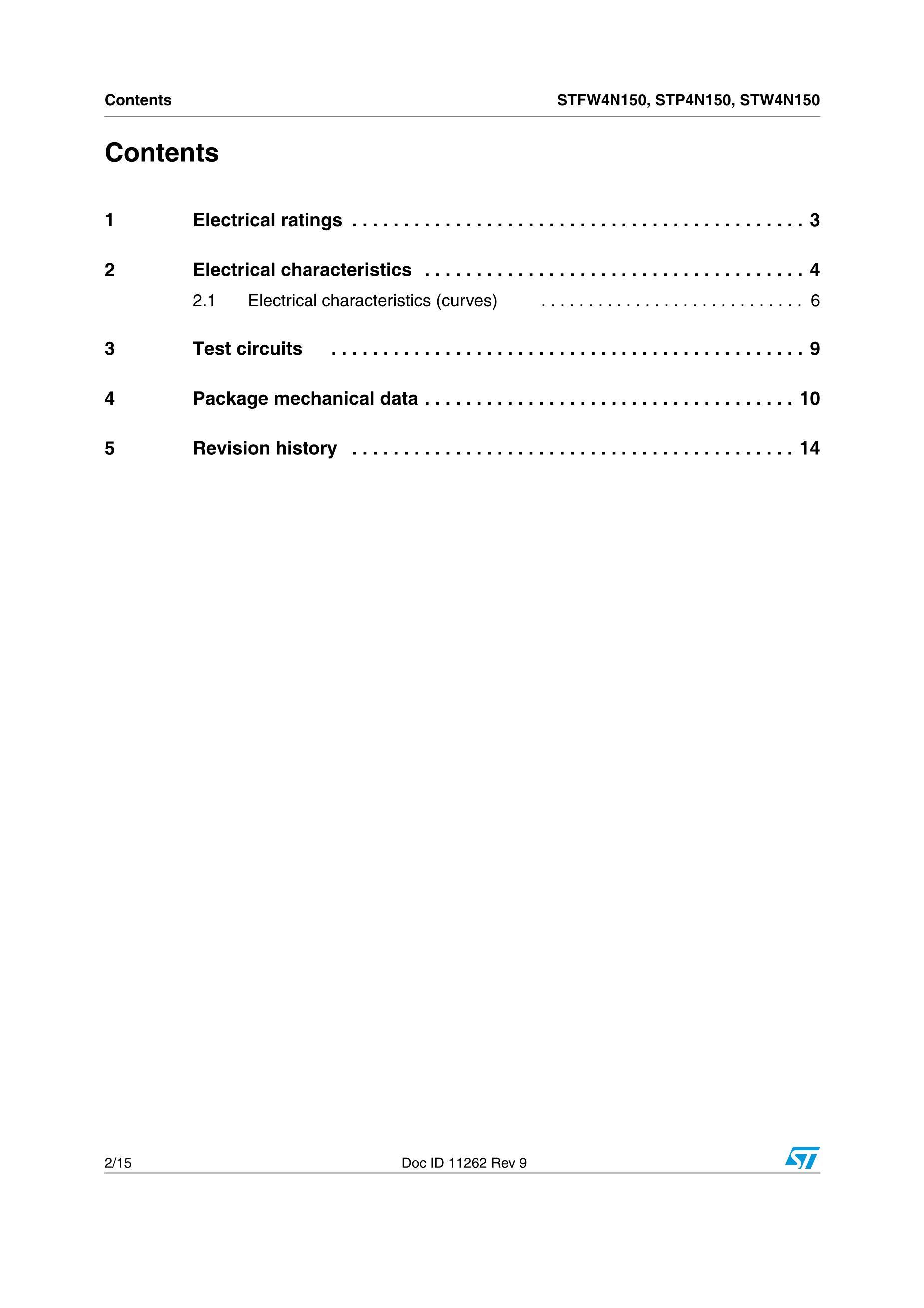 STP40NS15's pdf picture 2