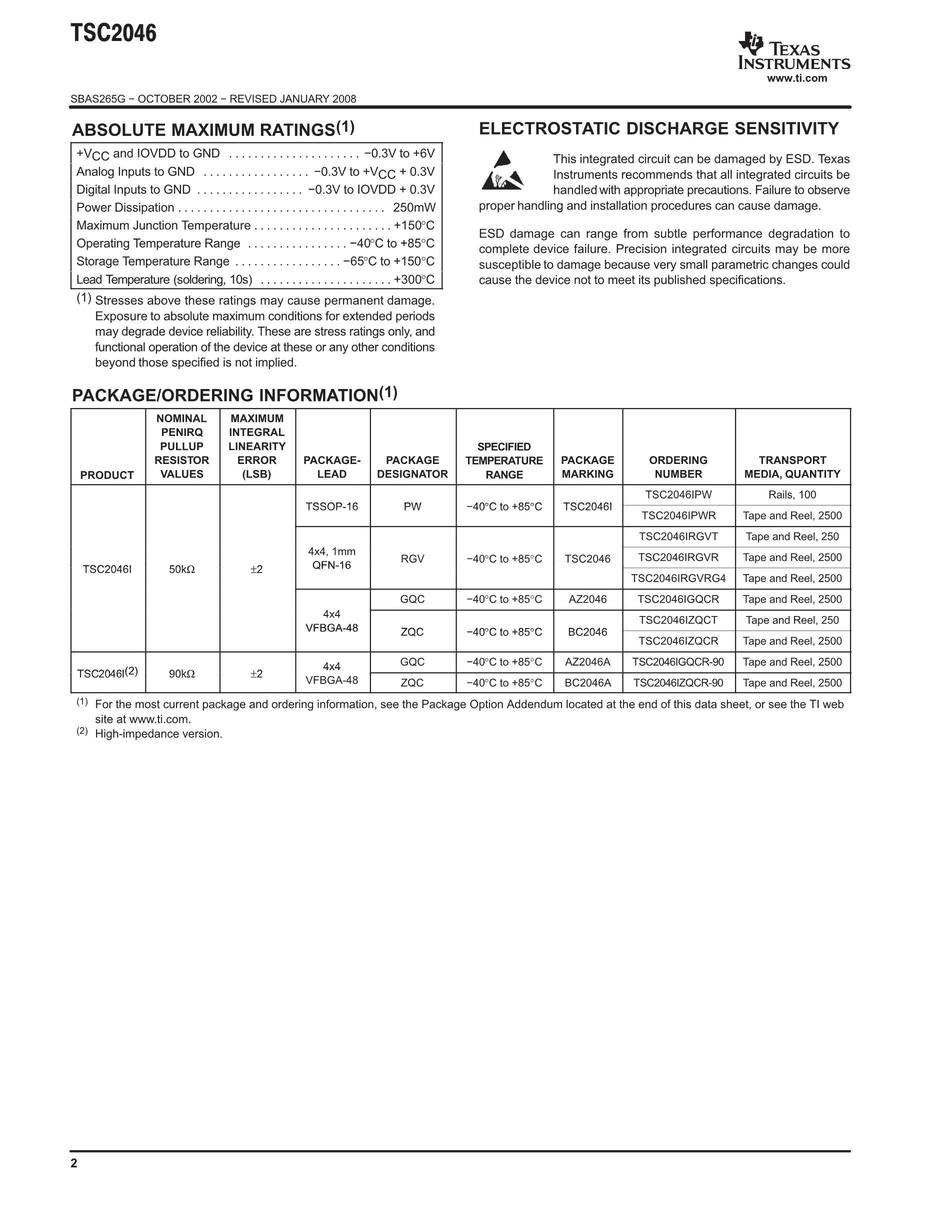 TSC2101IRGZR's pdf picture 2
