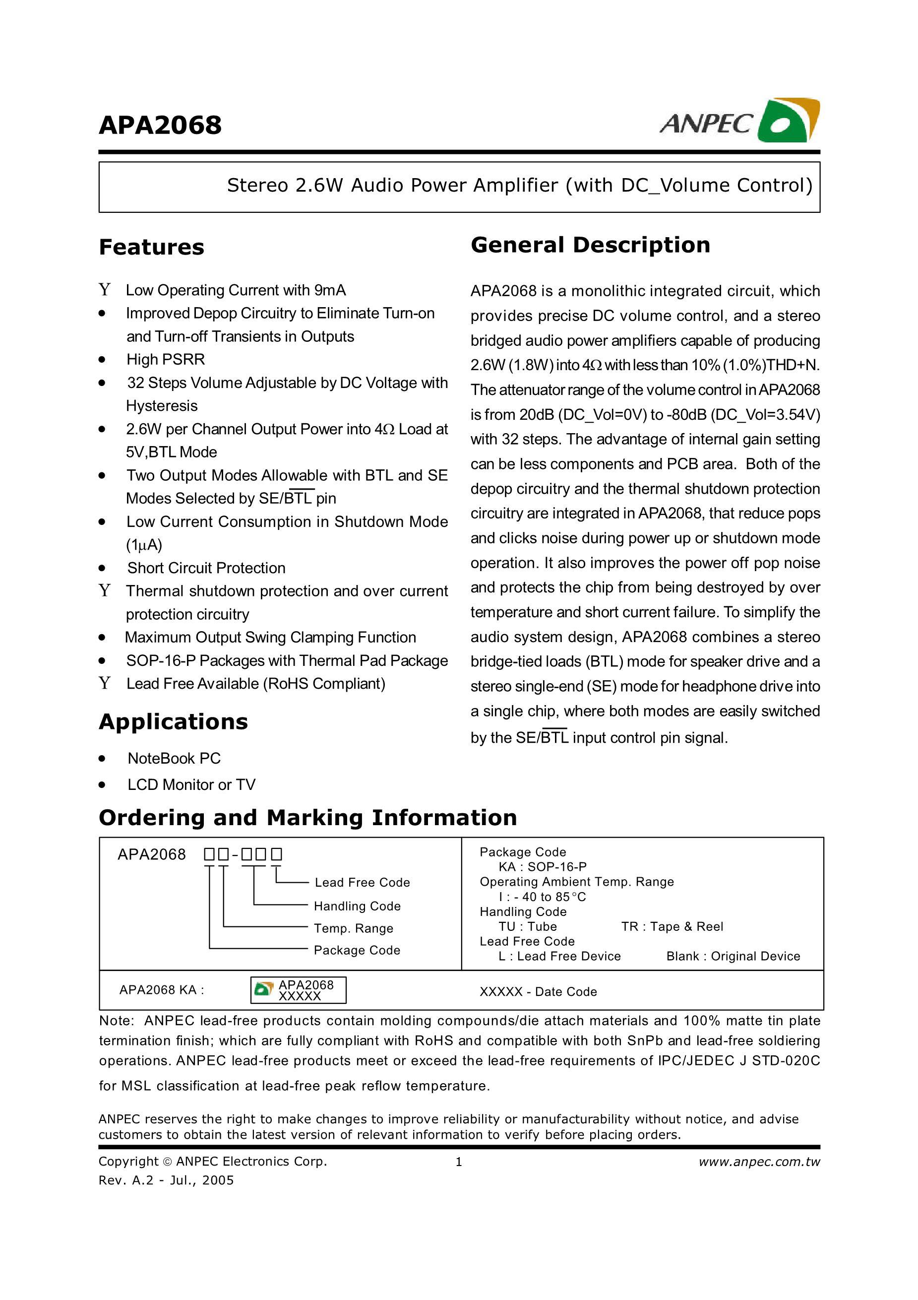 APA2057A's pdf picture 1