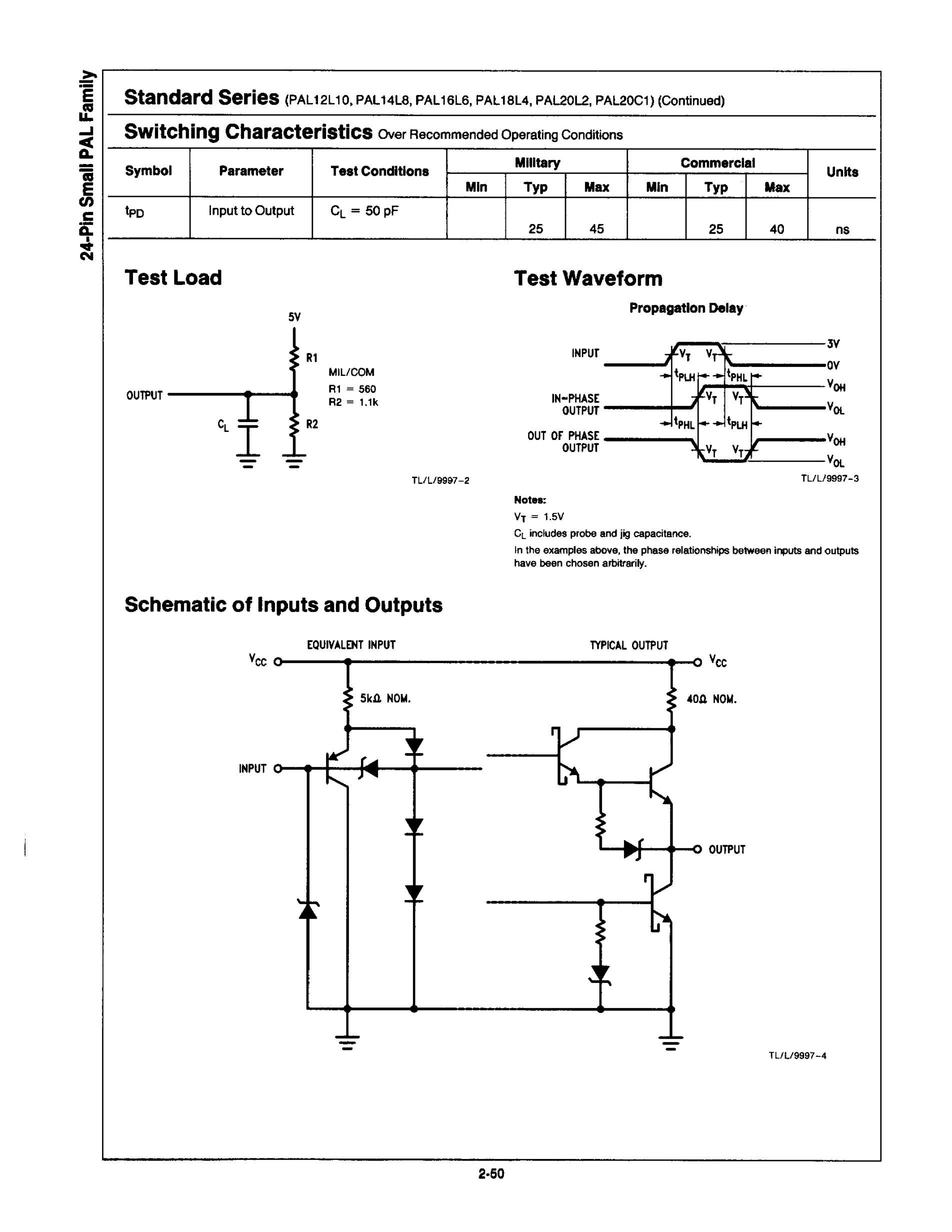 PAL20L8A-2CJS's pdf picture 3
