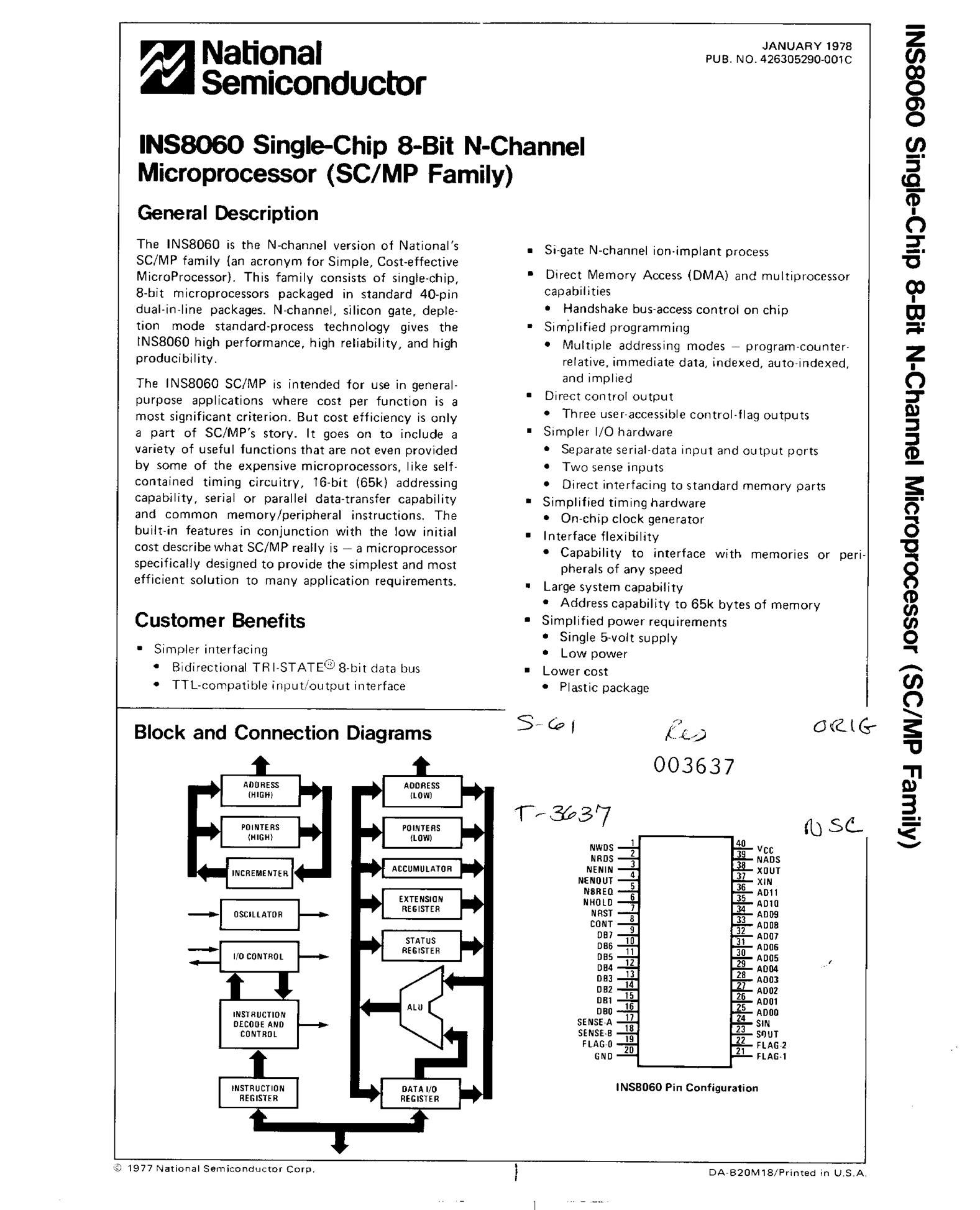 INS8250N-BT's pdf picture 1