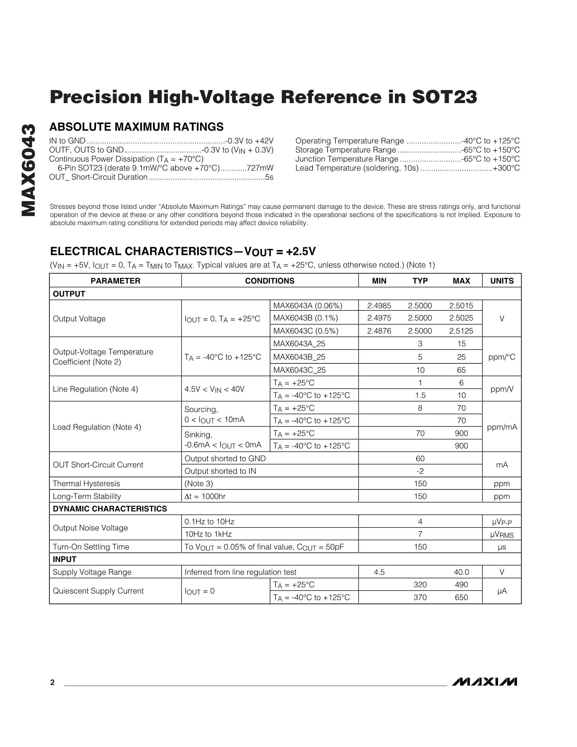 MAX662AEPA's pdf picture 2