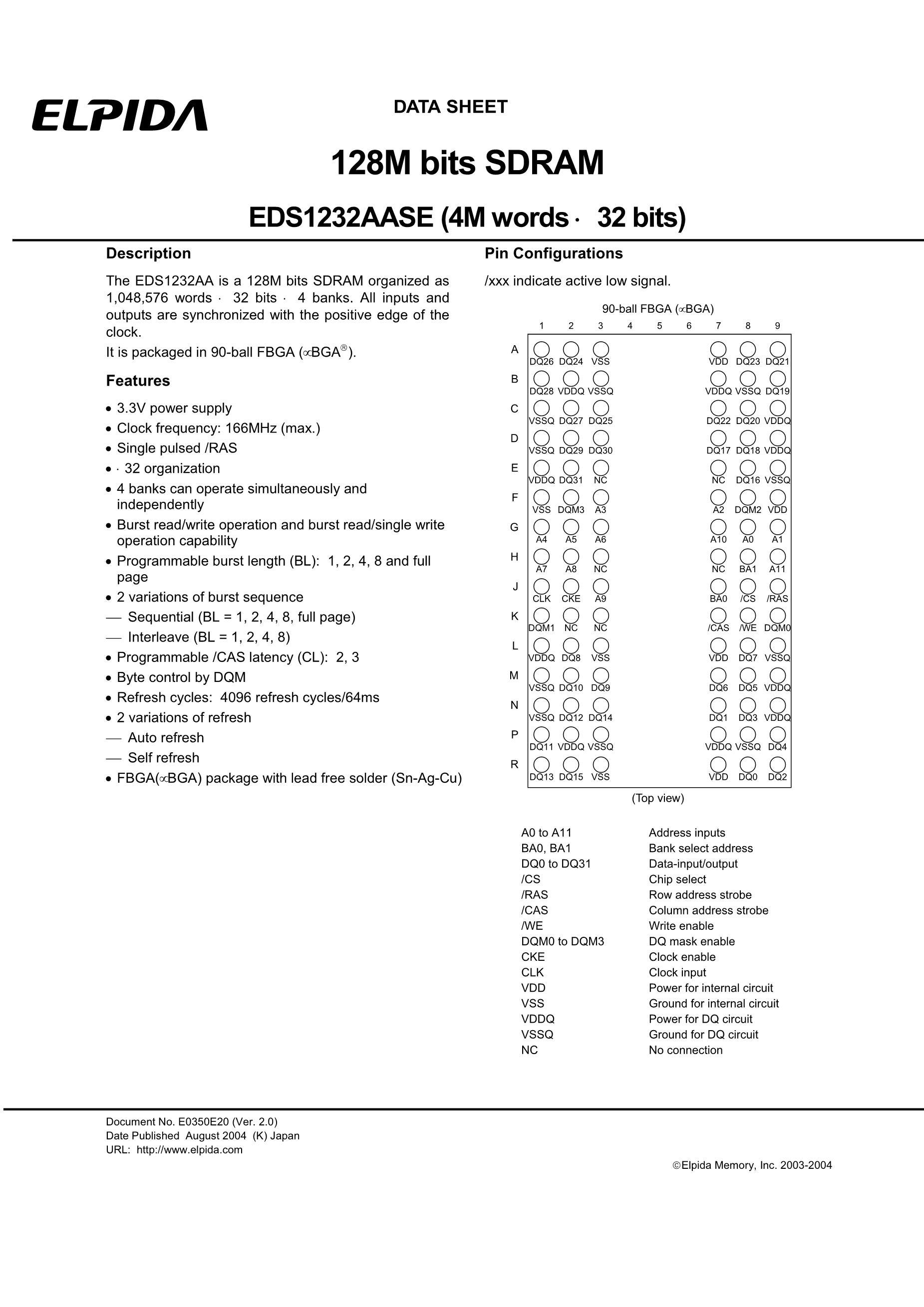 EDS1232AHTA-75-'s pdf picture 1