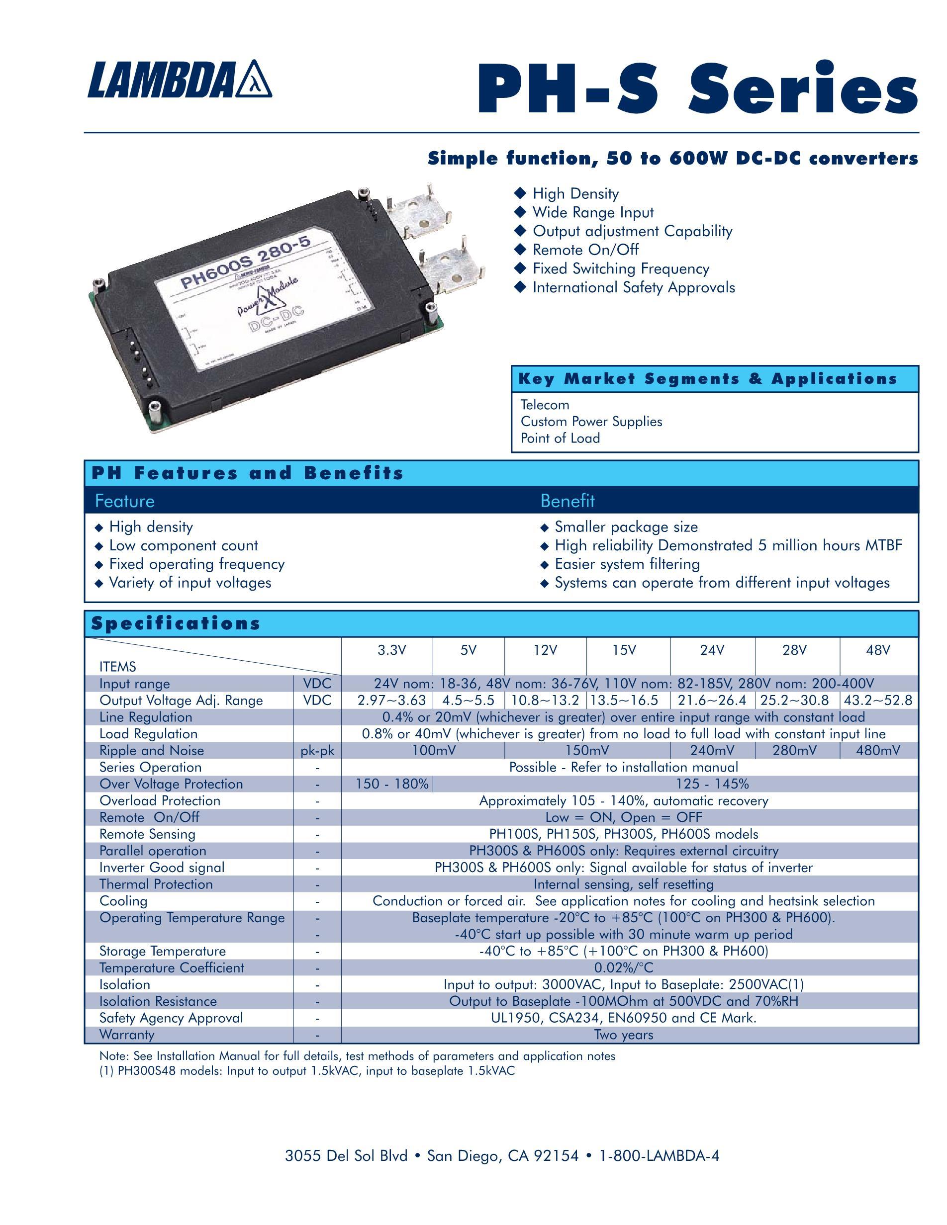 PH600S280-48/WE's pdf picture 1