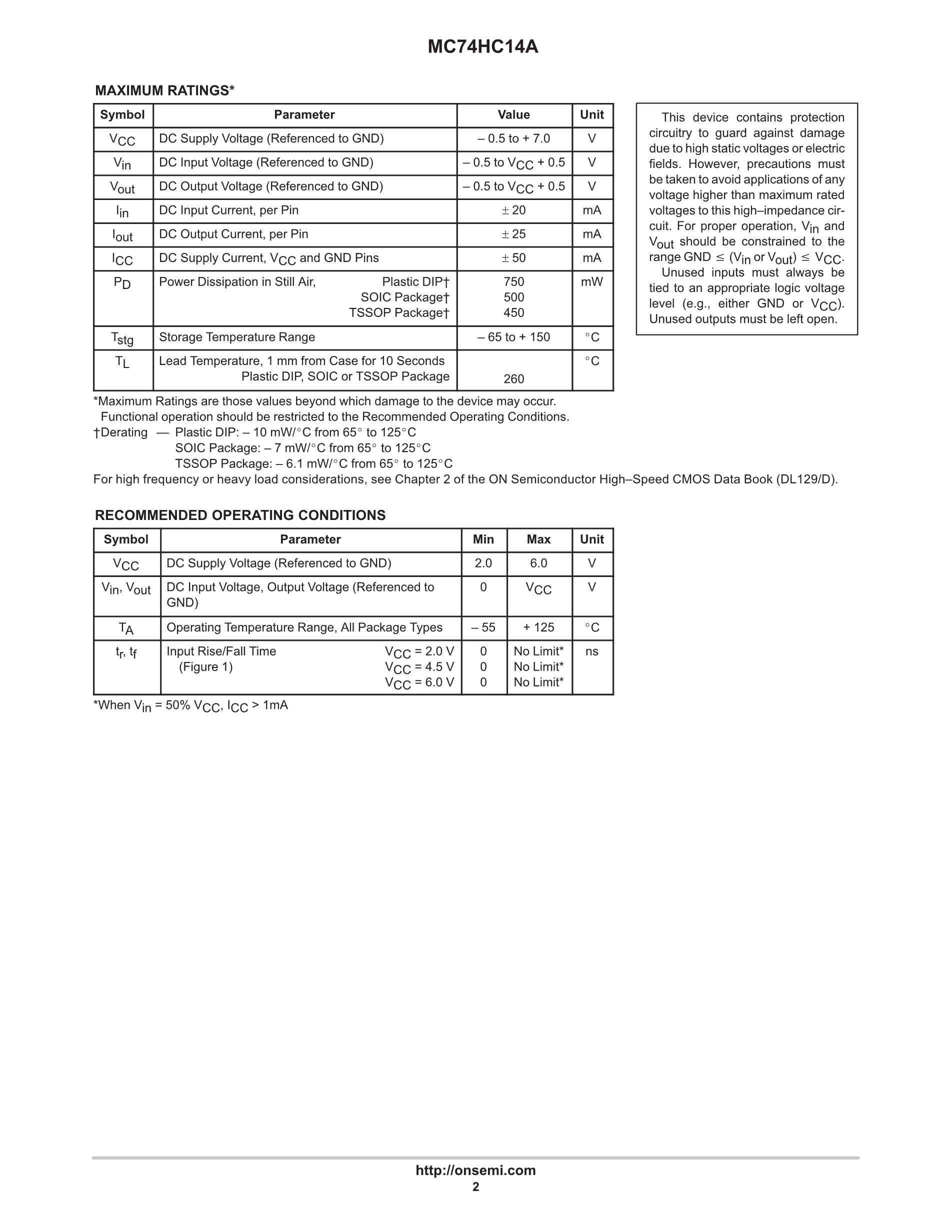 MC7448VU1420LD's pdf picture 2