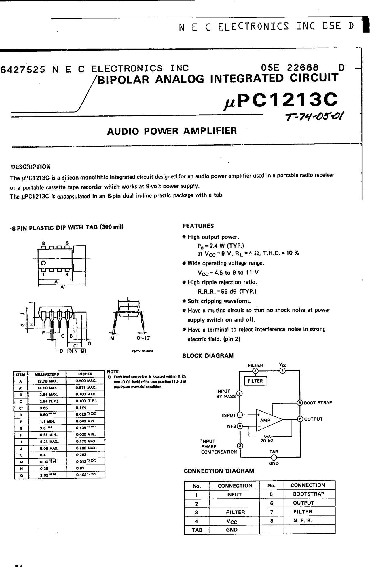 NEC/TC/8279's pdf picture 1