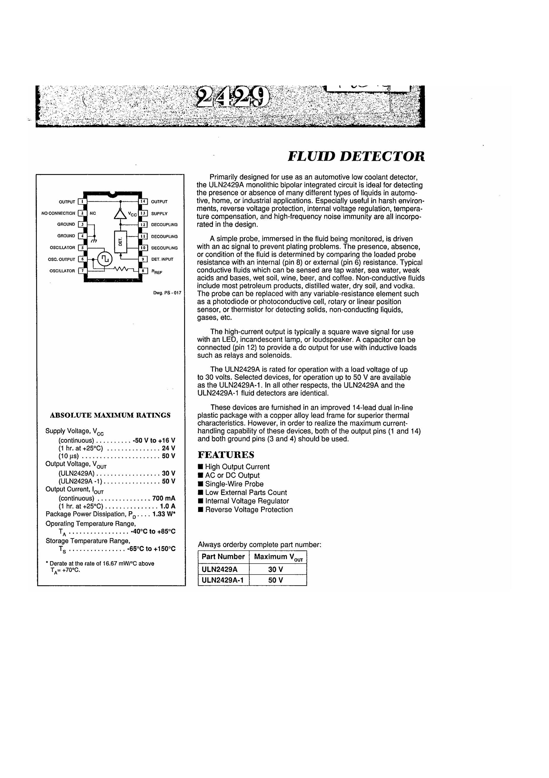 ULN2270W's pdf picture 1