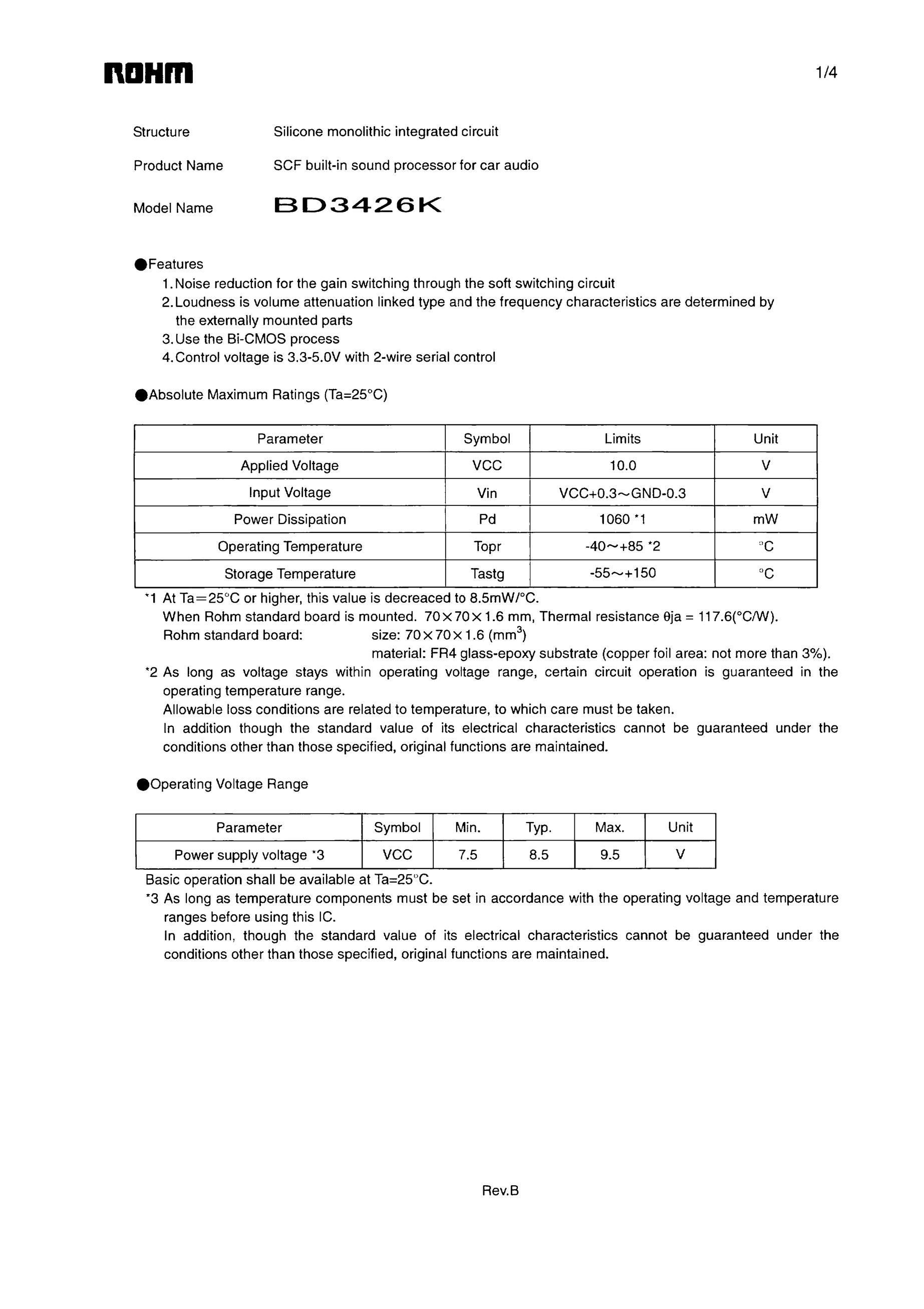 BD34700FV-E2's pdf picture 1